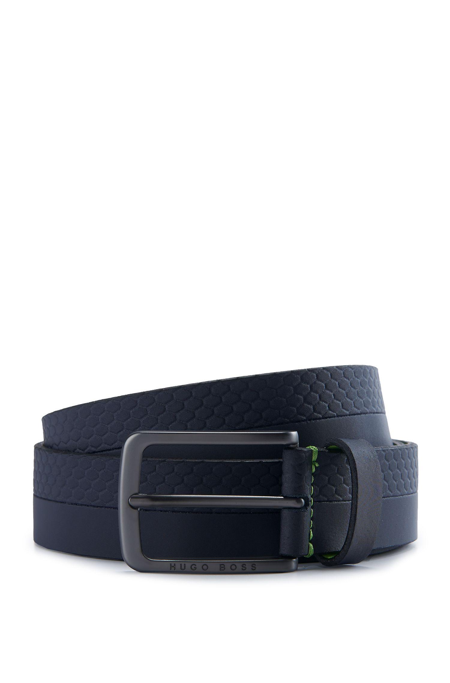 Leather Belt   Tali Sz Item