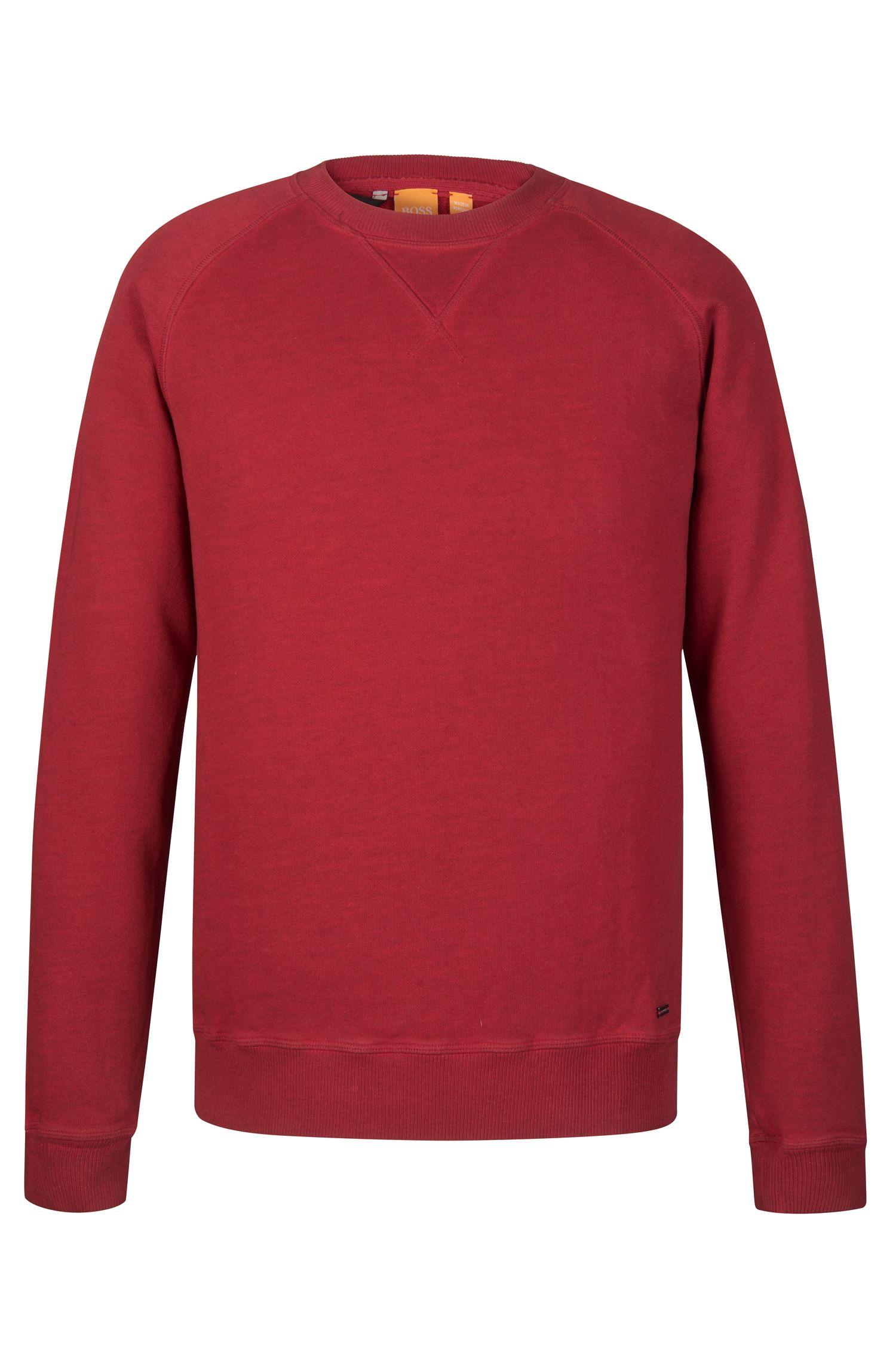 Cotton Sweatshirt    Welan