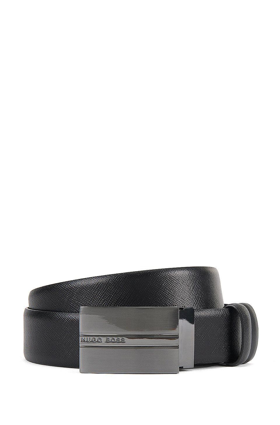BOSS - Reversible Leather Belt  f2a148208f4