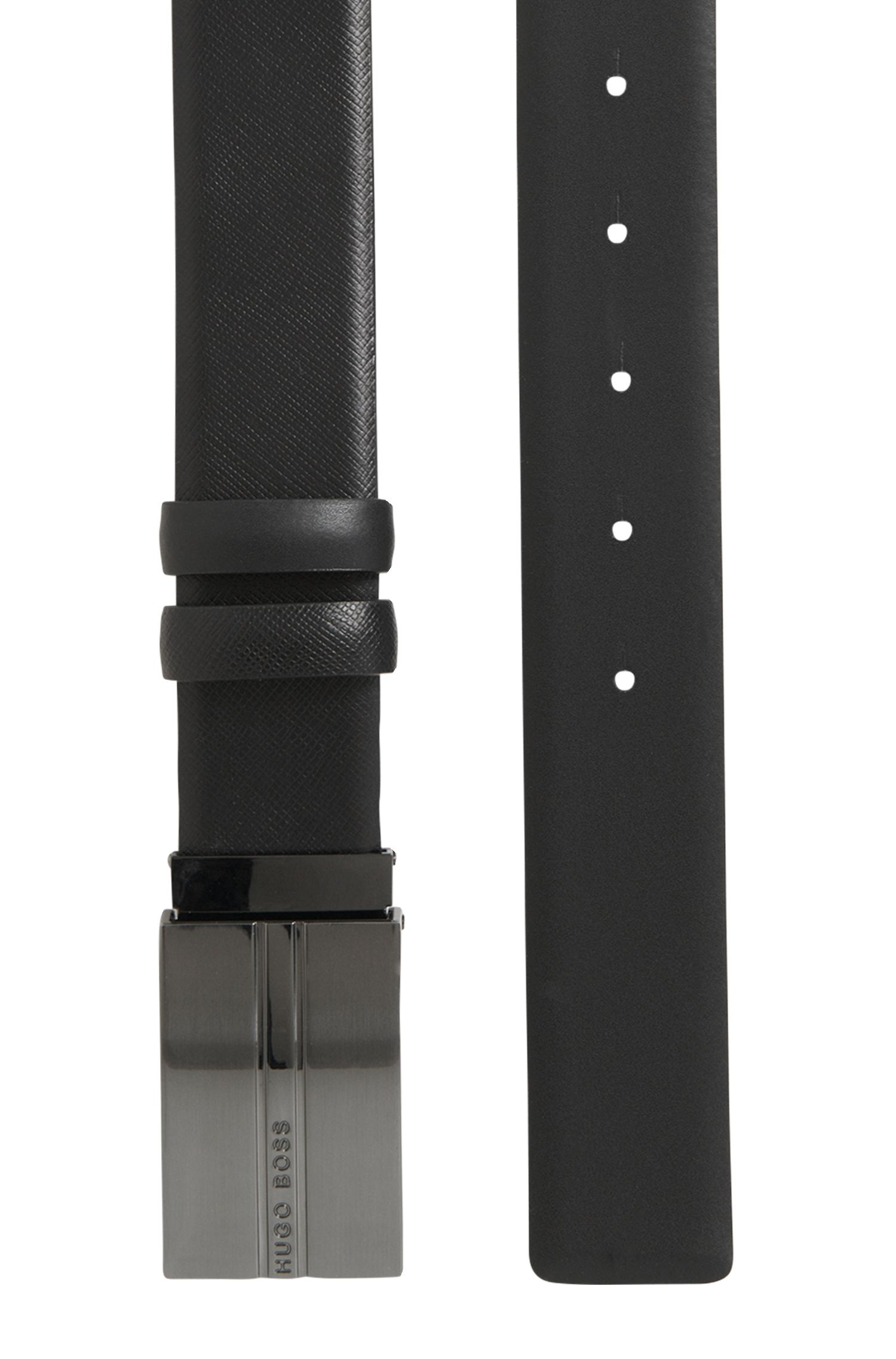 Reversible Leather Belt   Olias Or35 Ps