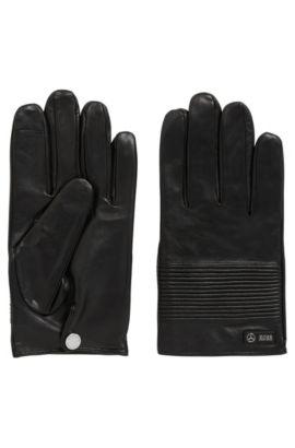 Mercedes-Benz Nappa Leather Tech Touch Glove | Kilo TT, Black
