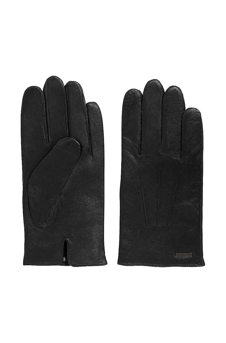4fef97a844a370 BOSS - Nappa Leather Gloves | Hainz