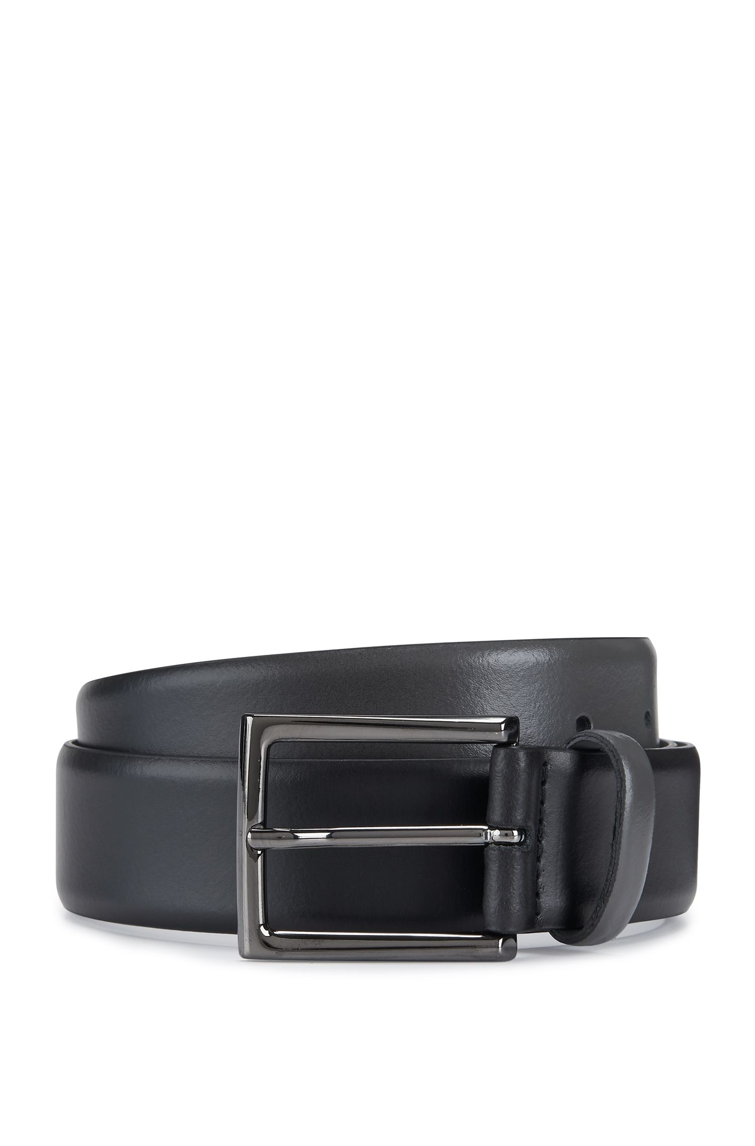 Leather Belt | C Gatien Sz35 Ltpl