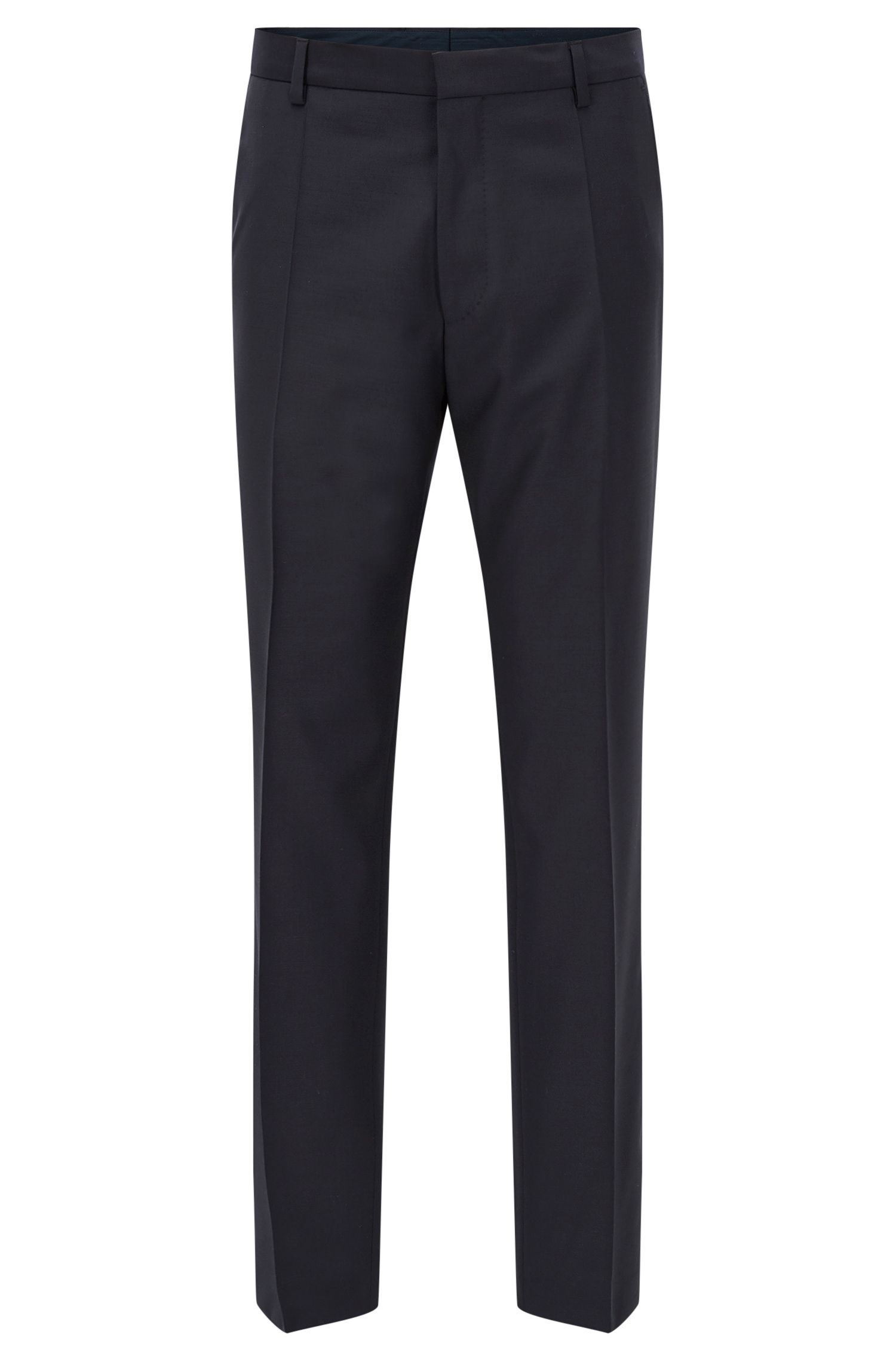 Traveler Virgin Wool Pant, Slim Fit | Barnes