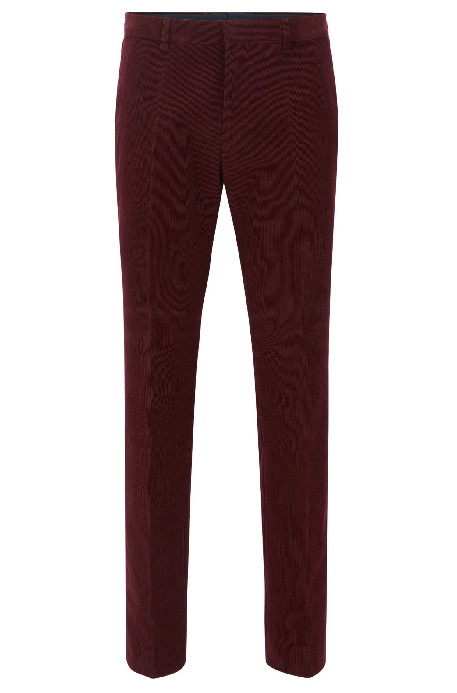 Corduroy Dress Pant, Slim Fit | Genesis