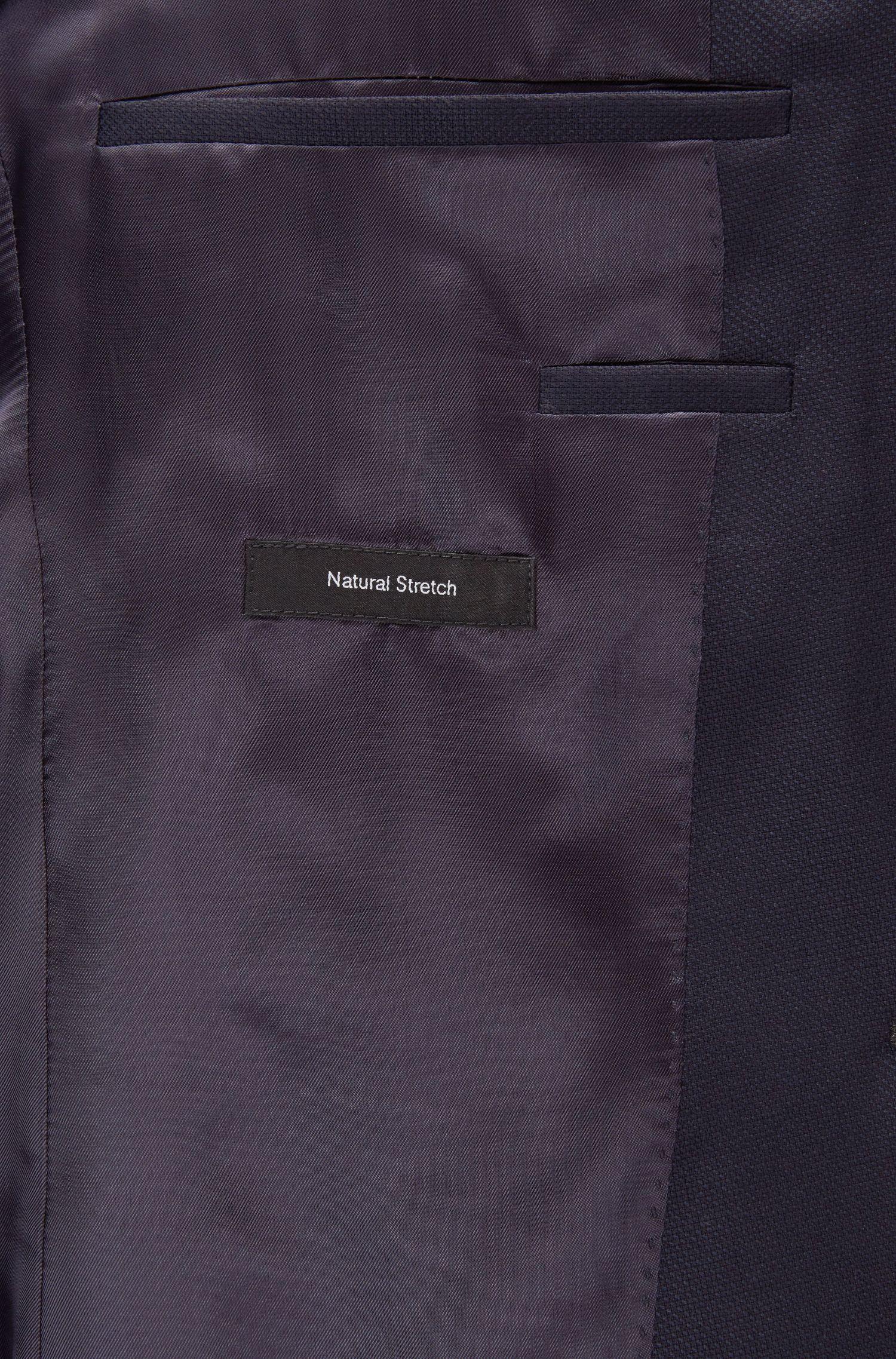 Virgin Wool Sport Coat, Extra Slim Fit | Rainald