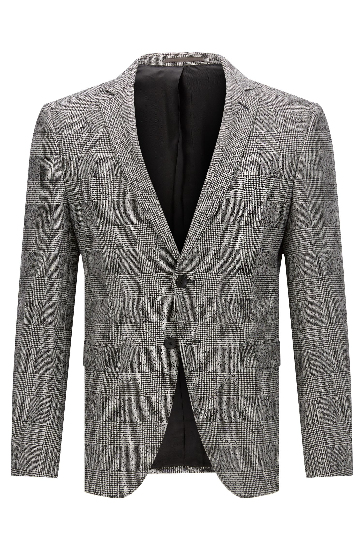 'Rainald' | Glen Plaid Wool Blend Sport Coat