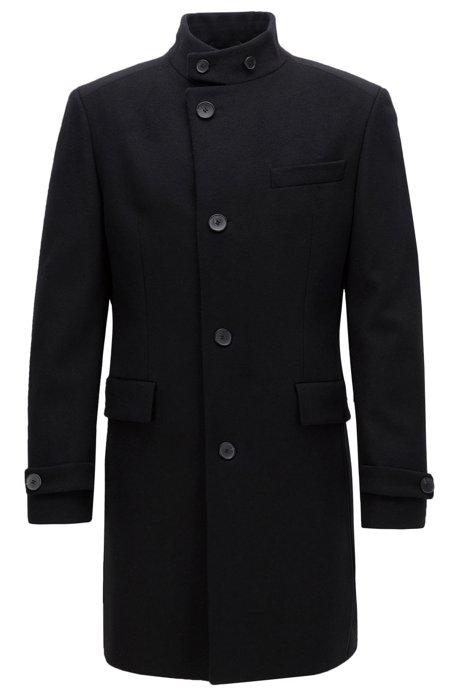 1e4a2a3038d0 BOSS - Virgin Wool Cashmere Coat