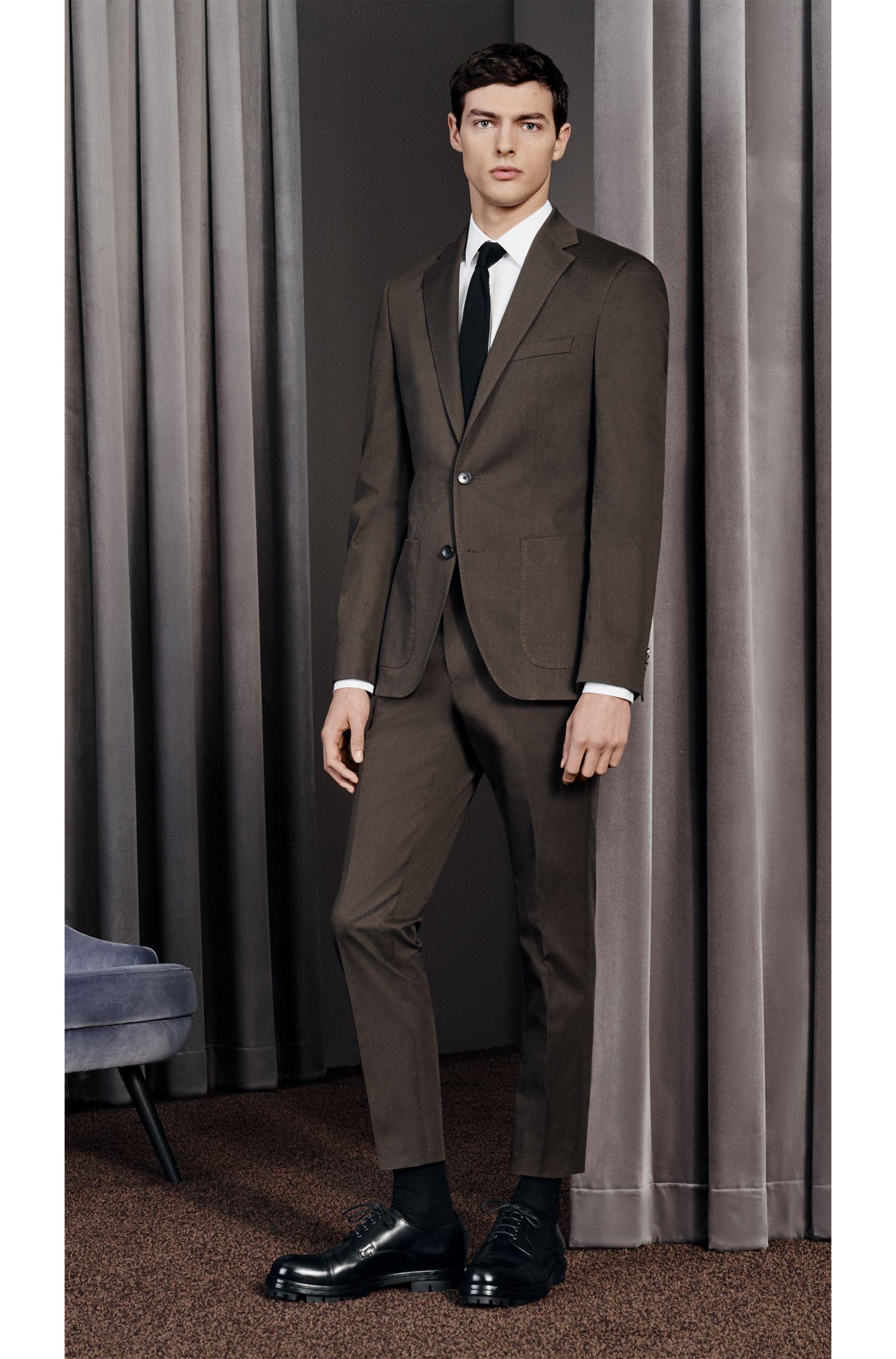 Italian Silk Knit Skinny Tie