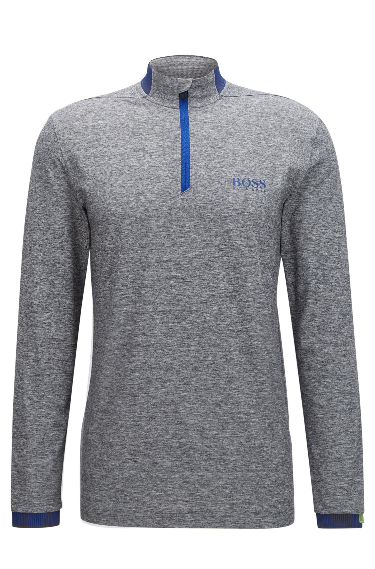 Stretch Athletic Shirt | Pekerum MK