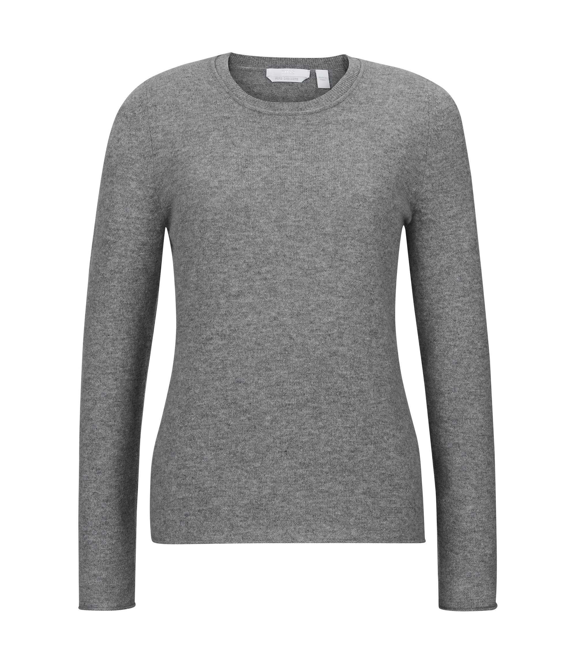 Cashmere Sweater | Faynee, Grey