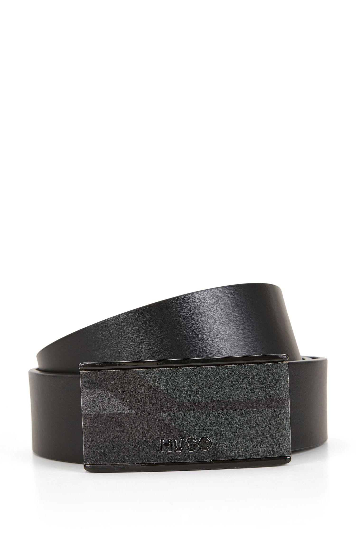 Leather Belt | Gerdy Sz Ltca, Black