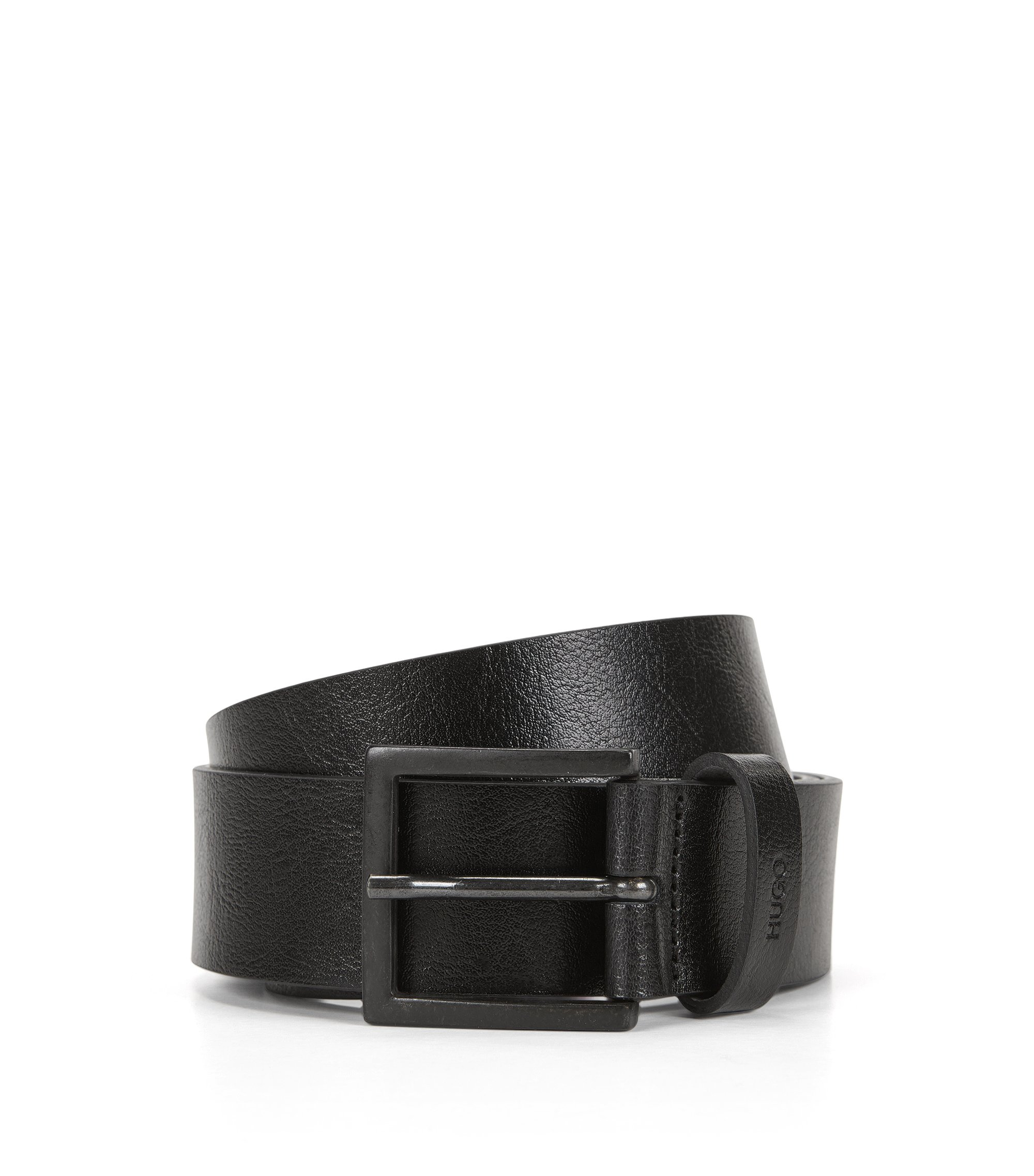 Leather Belt | Gotary Sz Ltpl, Black