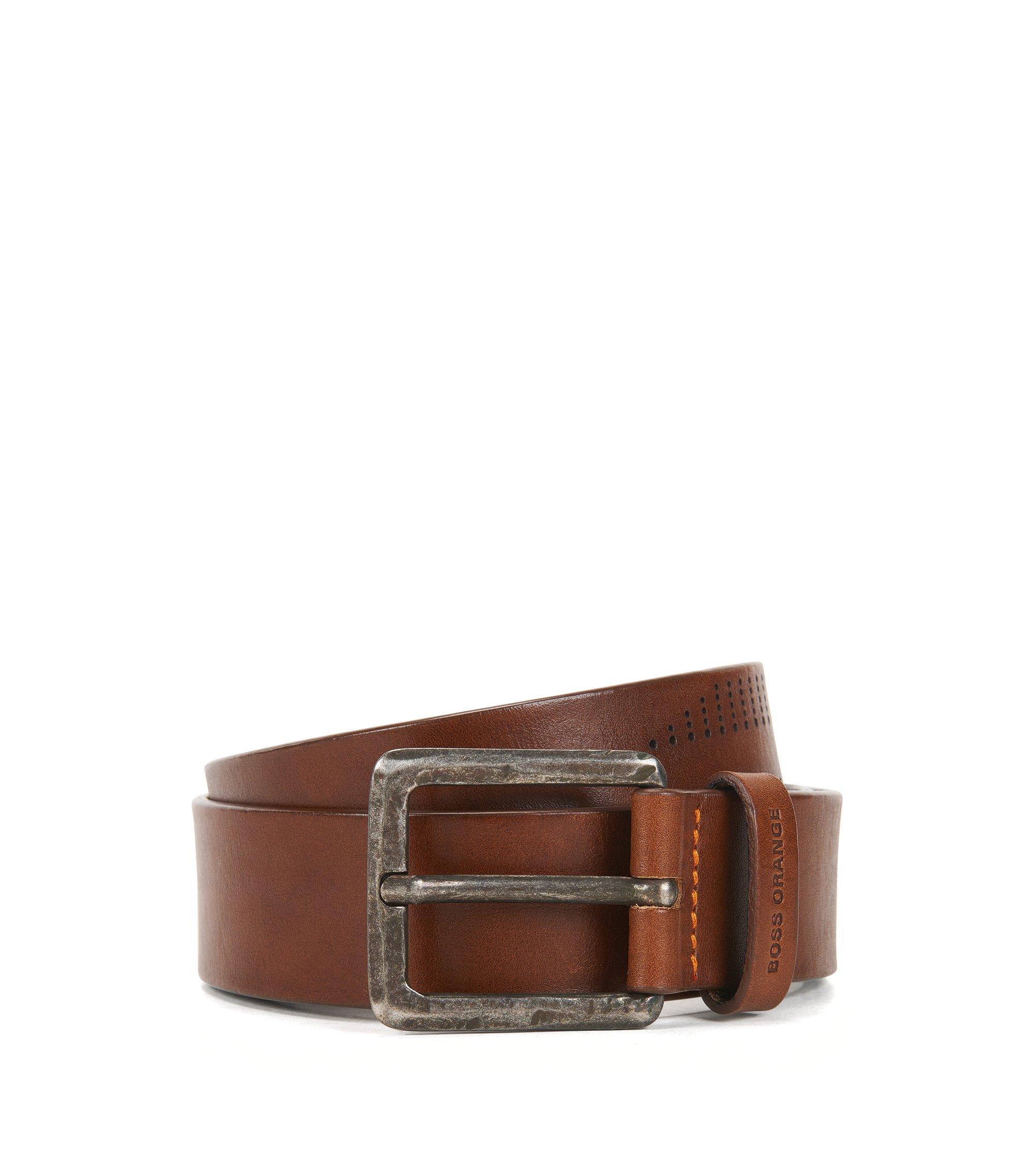 Leather Belt | Jonn Sz Ltpf, Brown