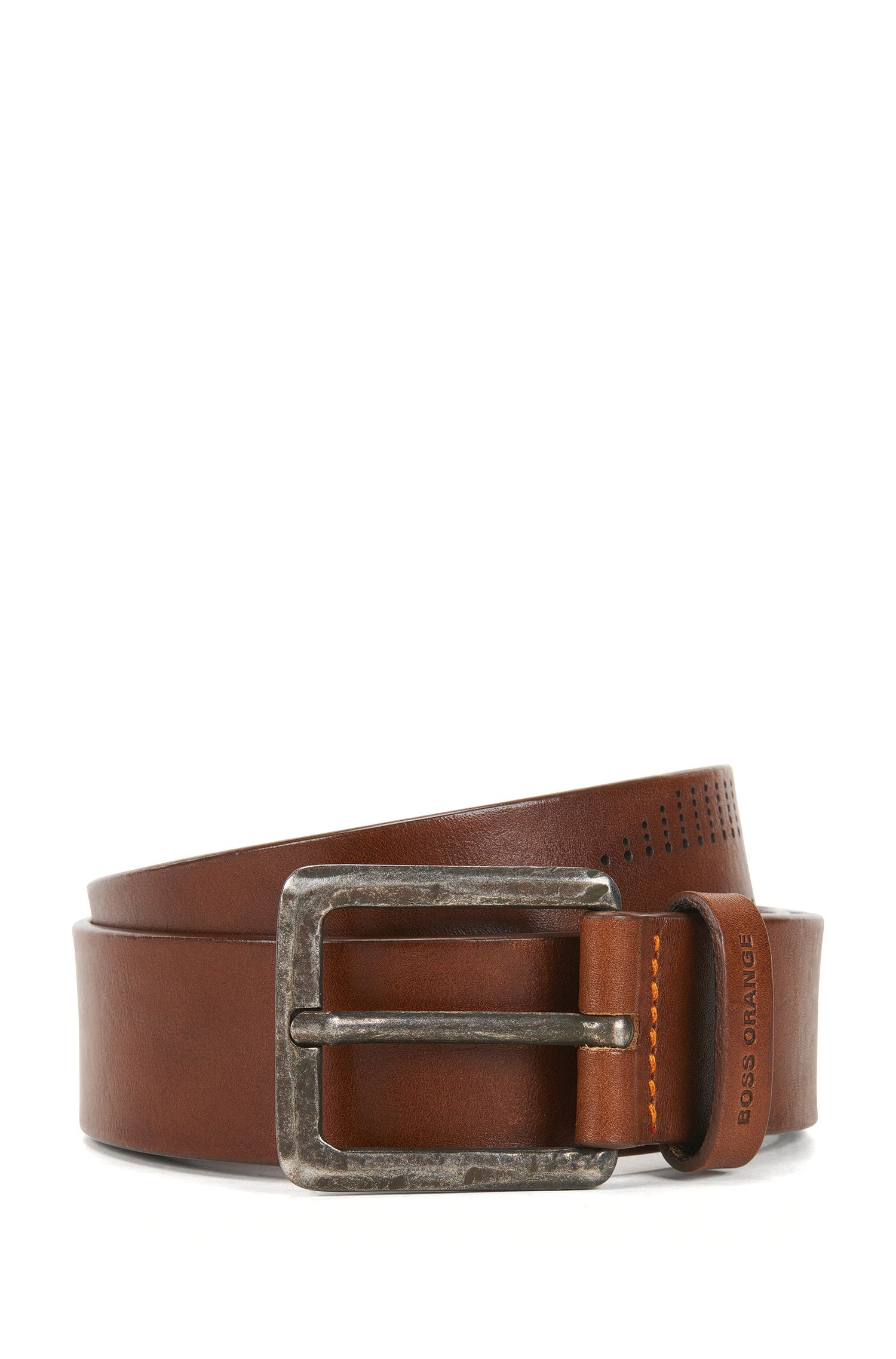Leather Belt | Jonn Sz Ltpf