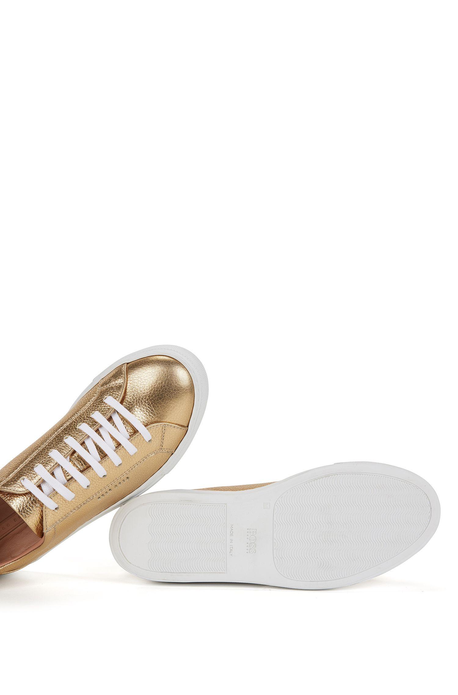 Leather Sneaker | Low Cut G