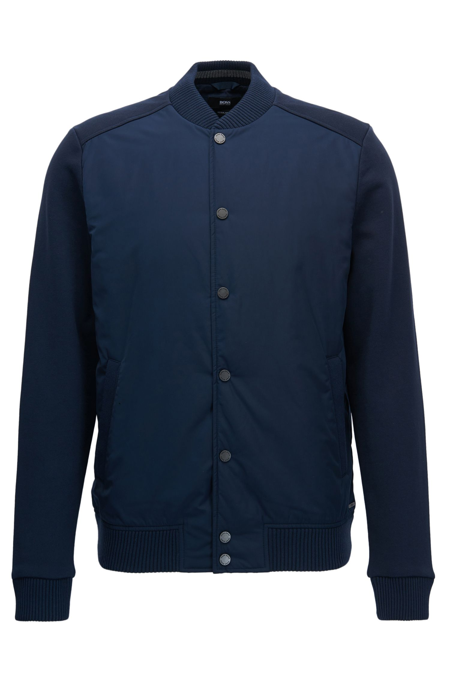 Varsity Jacket | Skiles