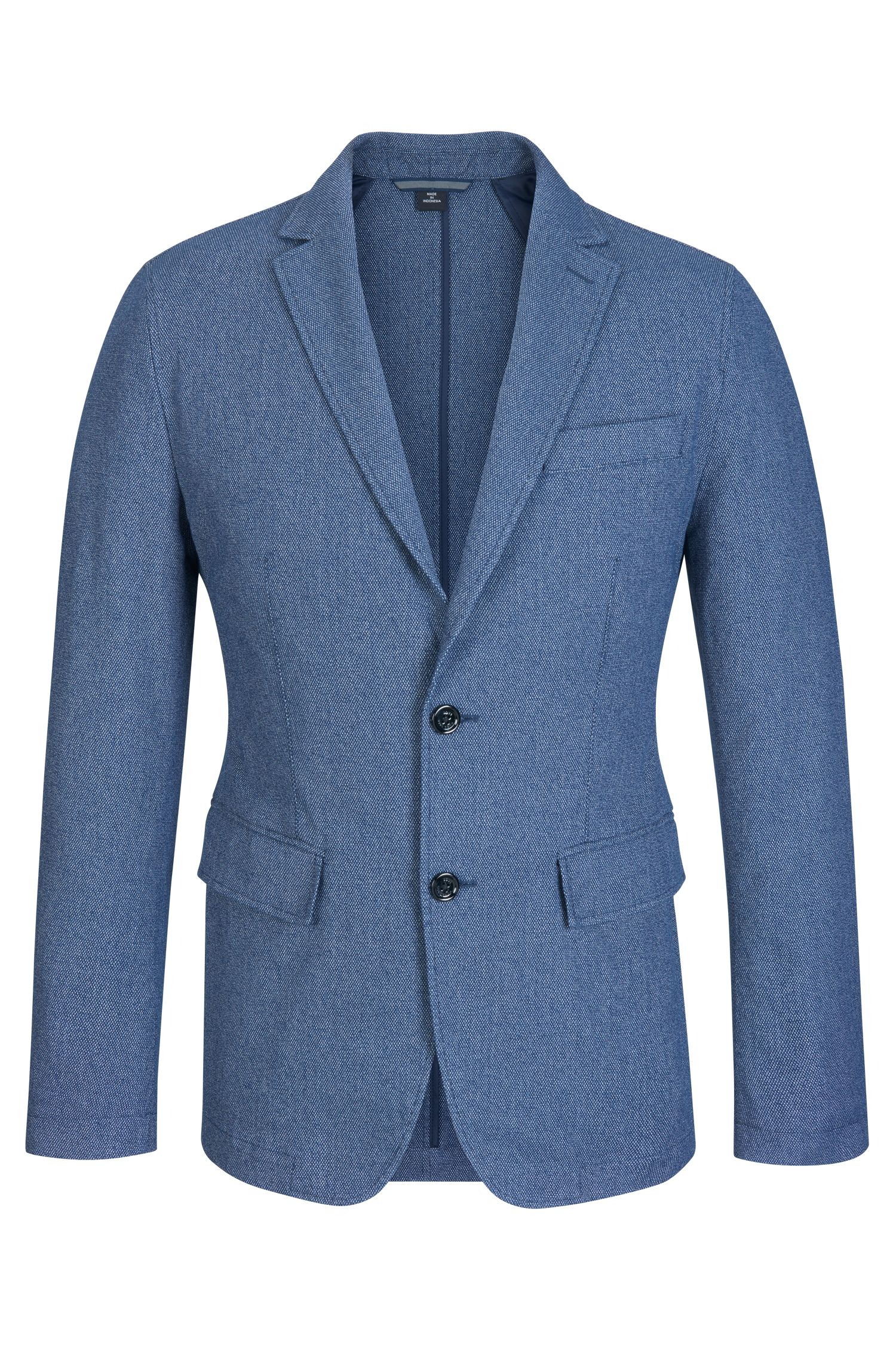 Cotton Sport Coat, Slim Fit | Narvik