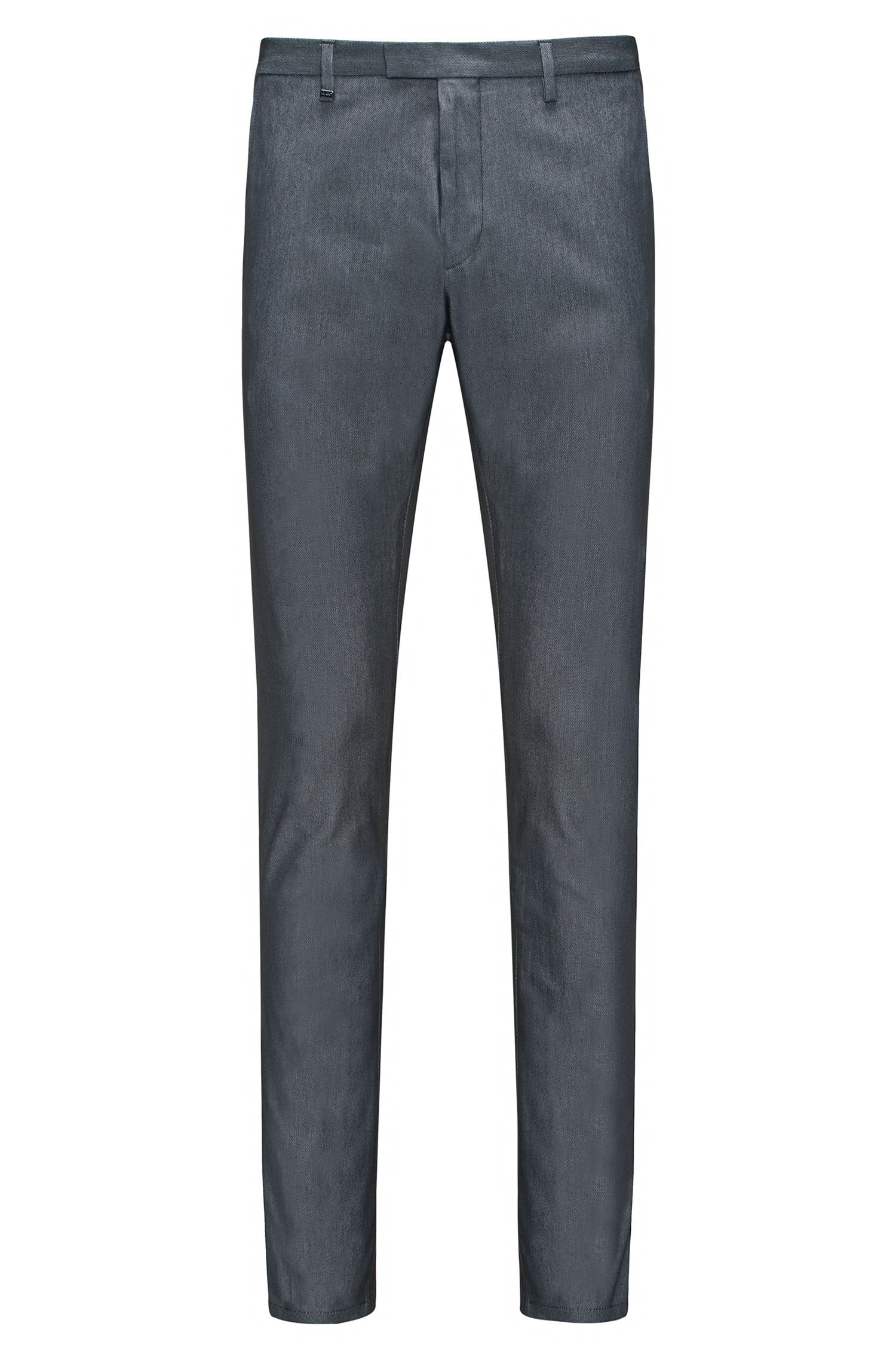 Stretch Cotton Pant, Extra Slim Fit | Helgo
