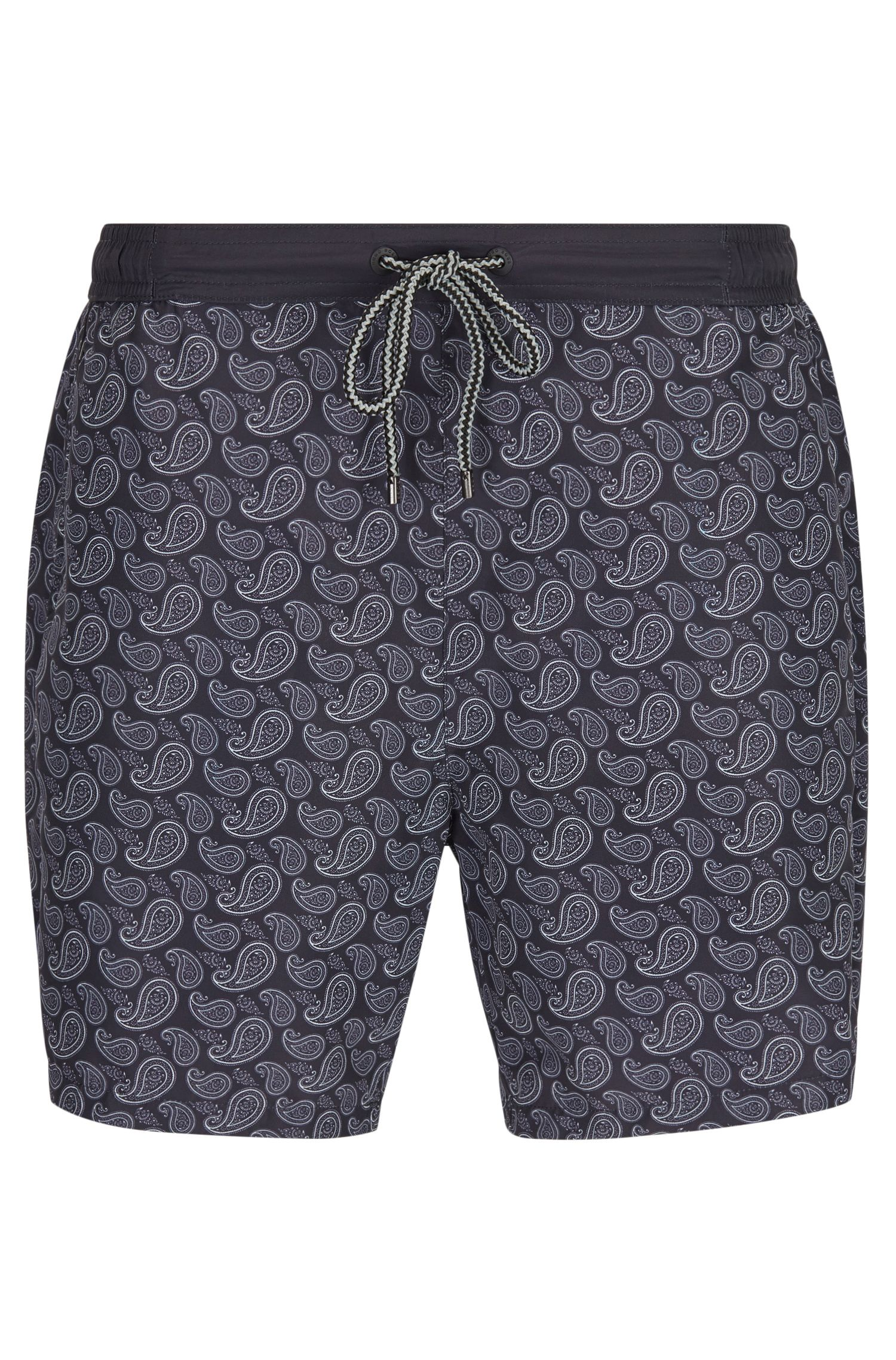 Paisley Quick Dry Swim Trunks | Scorpionfish