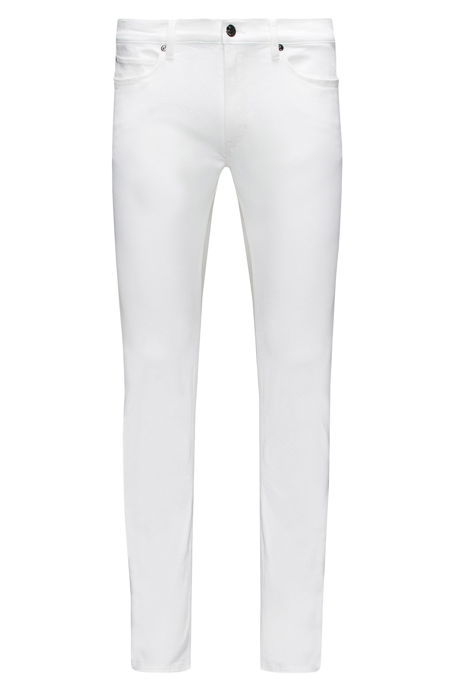 Stretch Cotton Jean, Slim Fit | Hugo 708