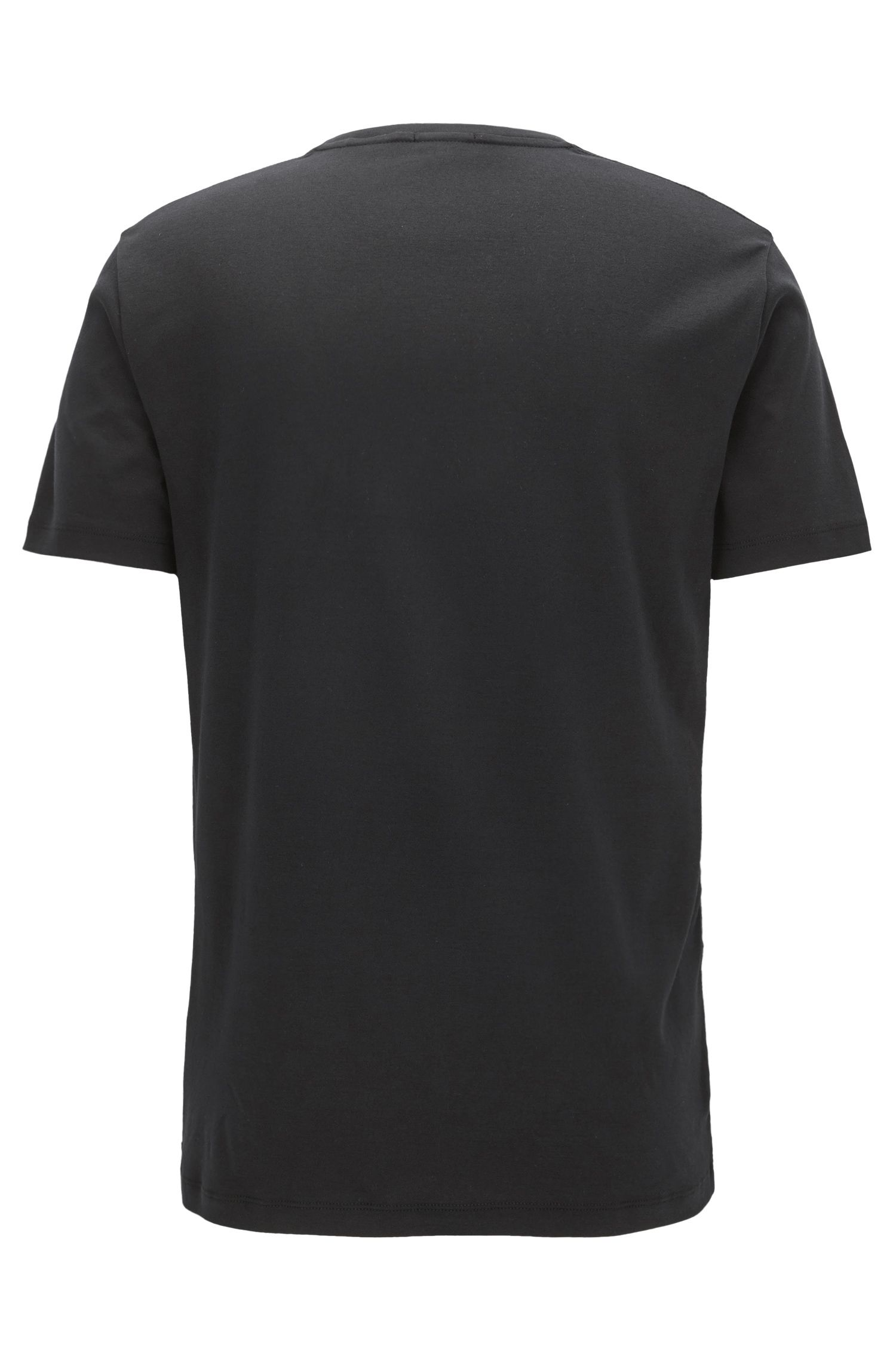 Paisley Jacquard T-Shirt | Tessler