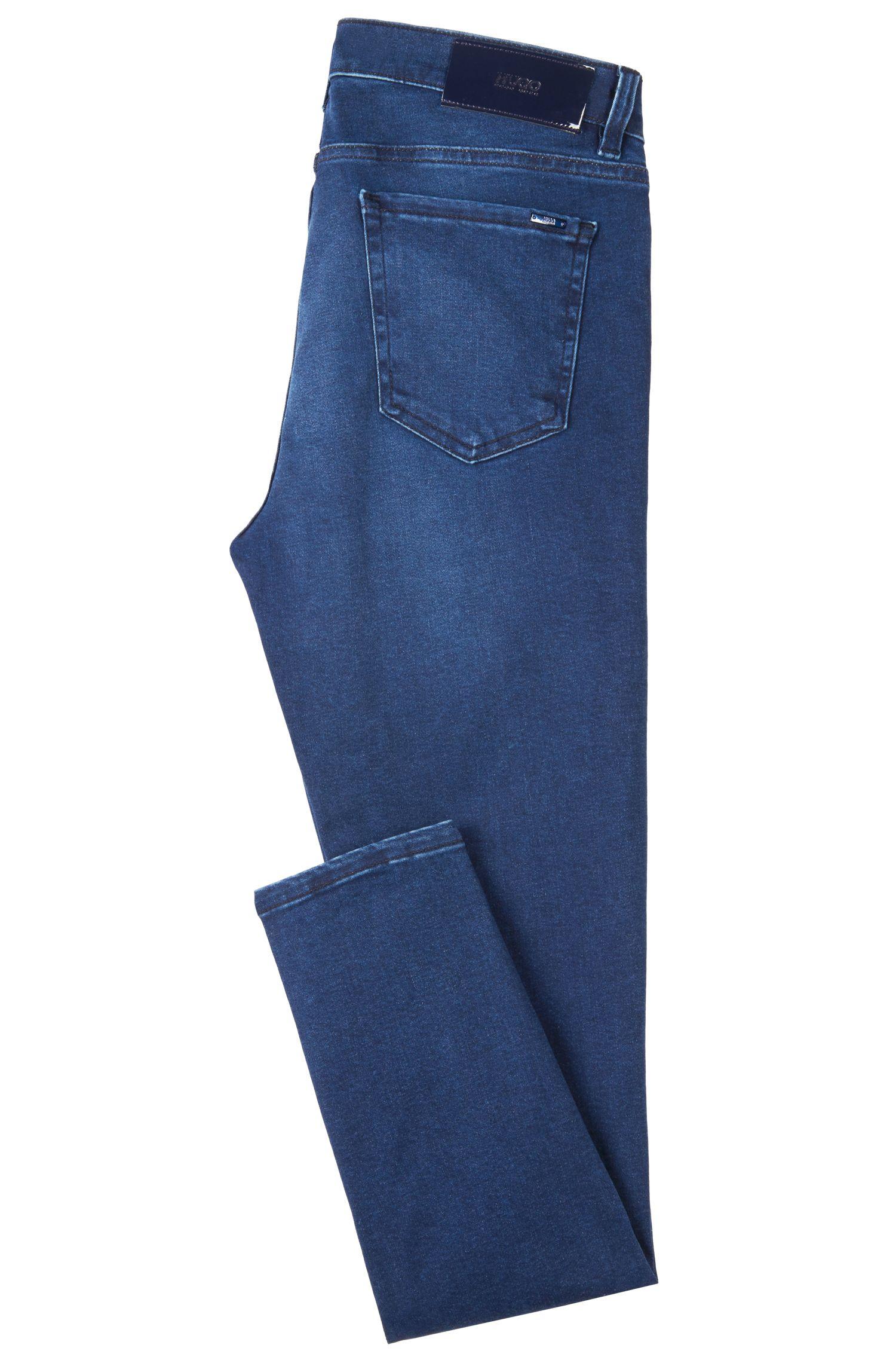 Stretch Cotton Jean, Extra Slim Fit | Georgina