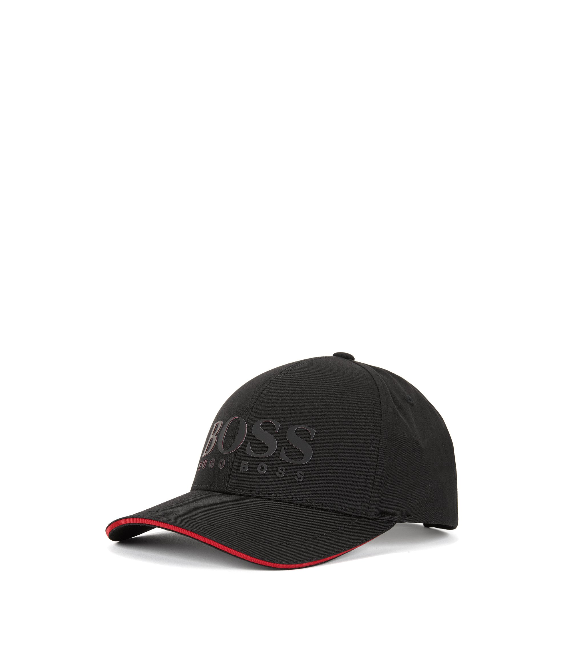 Logo Baseball Cap | BOSS Cap, Black