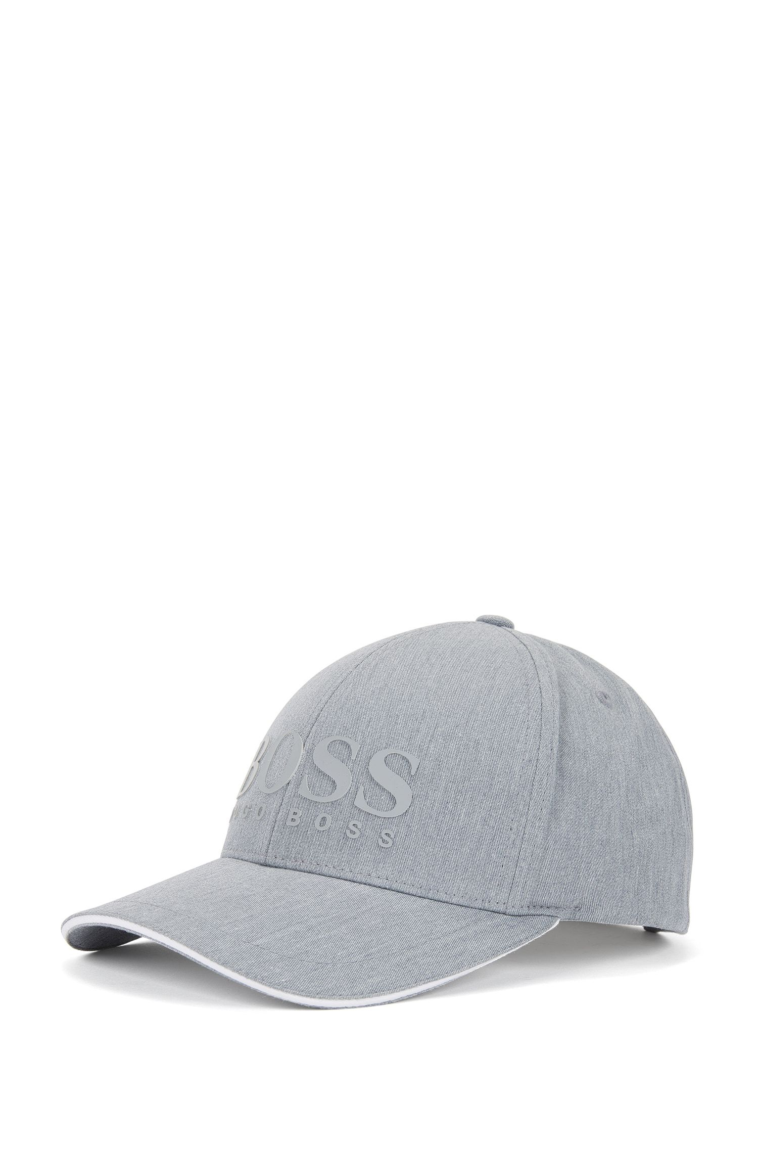 Logo Baseball Cap | BOSS Cap, Light Grey