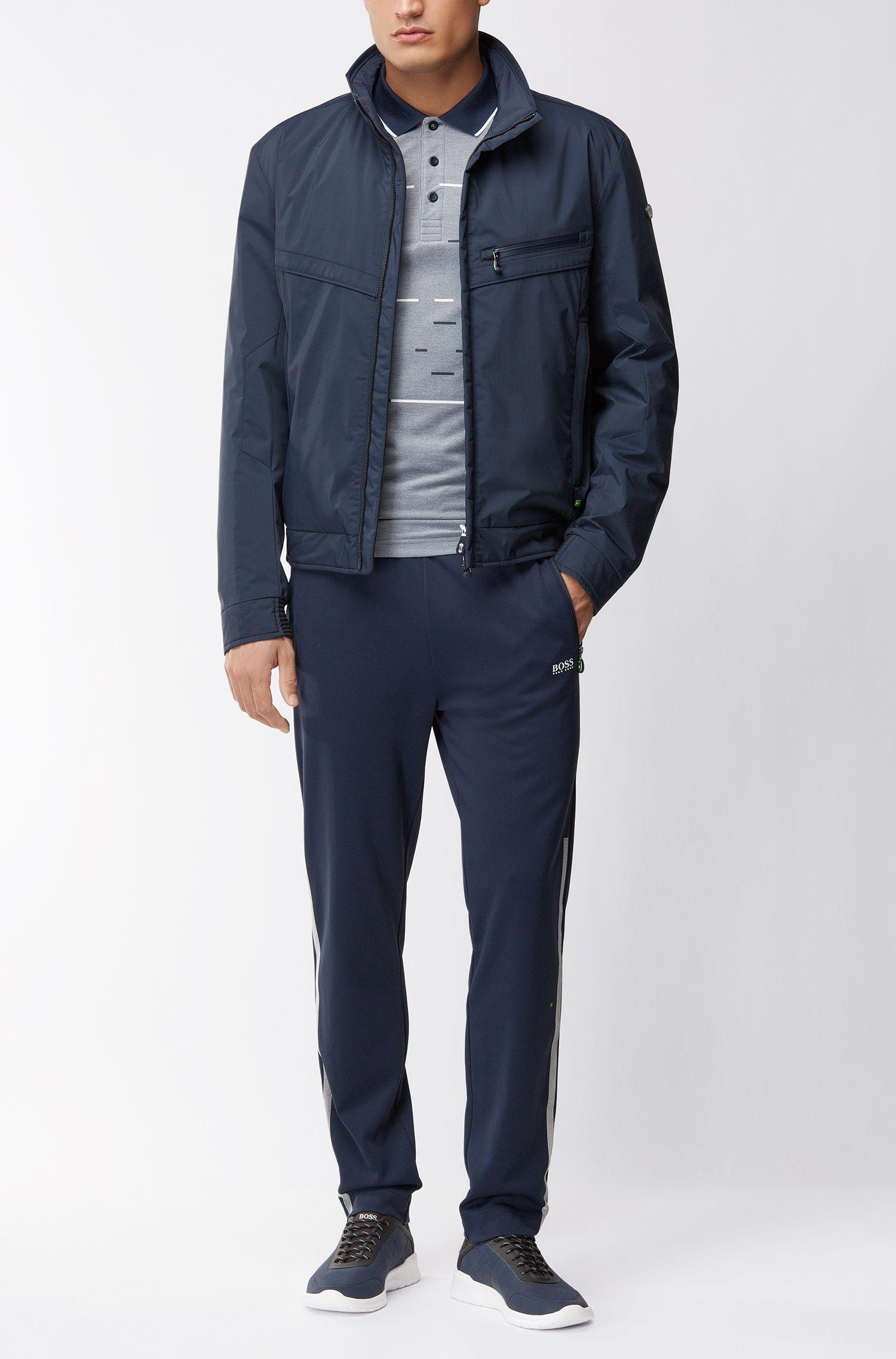 Stretch Cotton Jersey Sweatpant | Hurley, Dark Blue