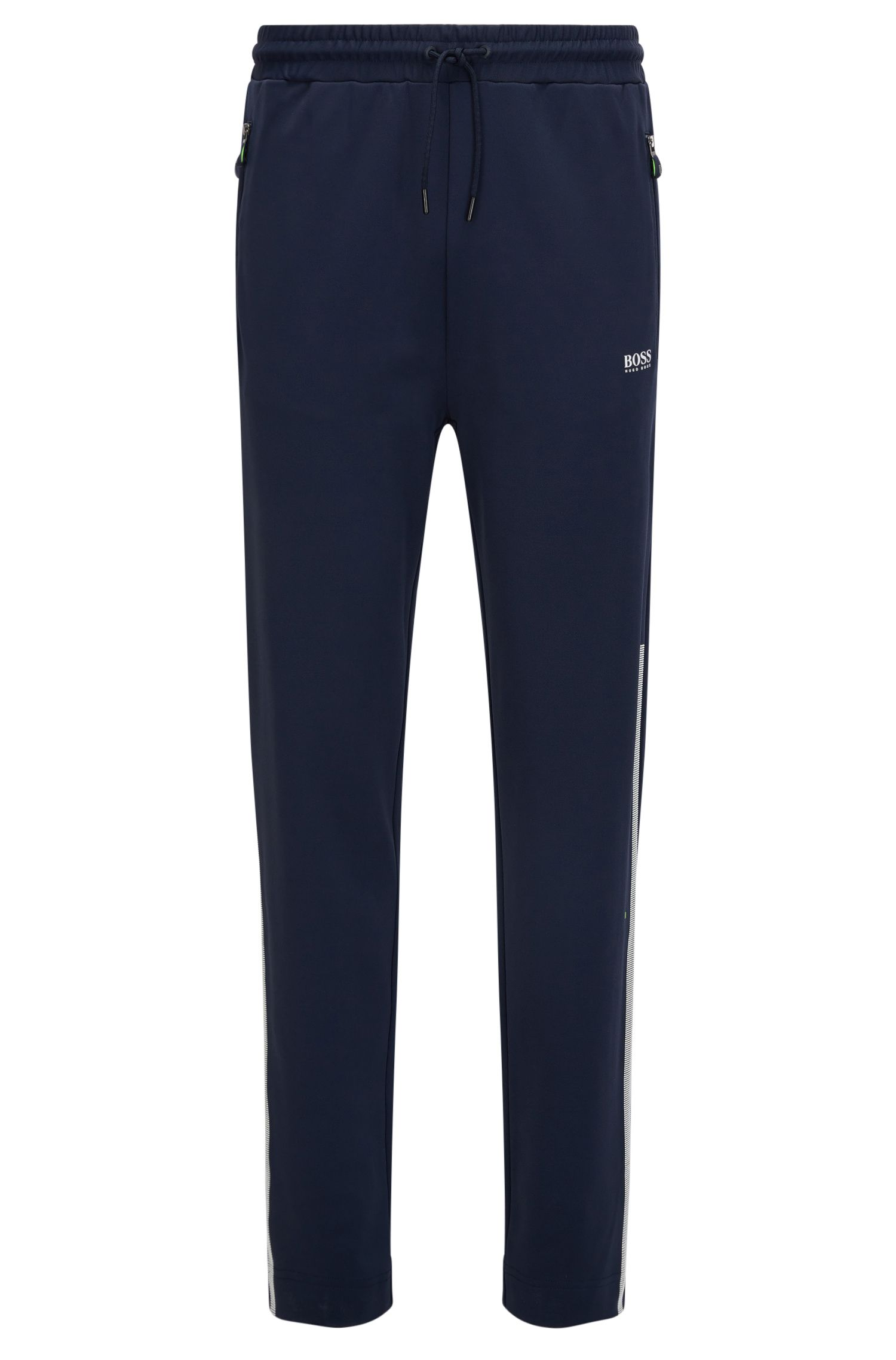 Stretch Cotton Jersey Sweatpant | Hurley, Dark Blue