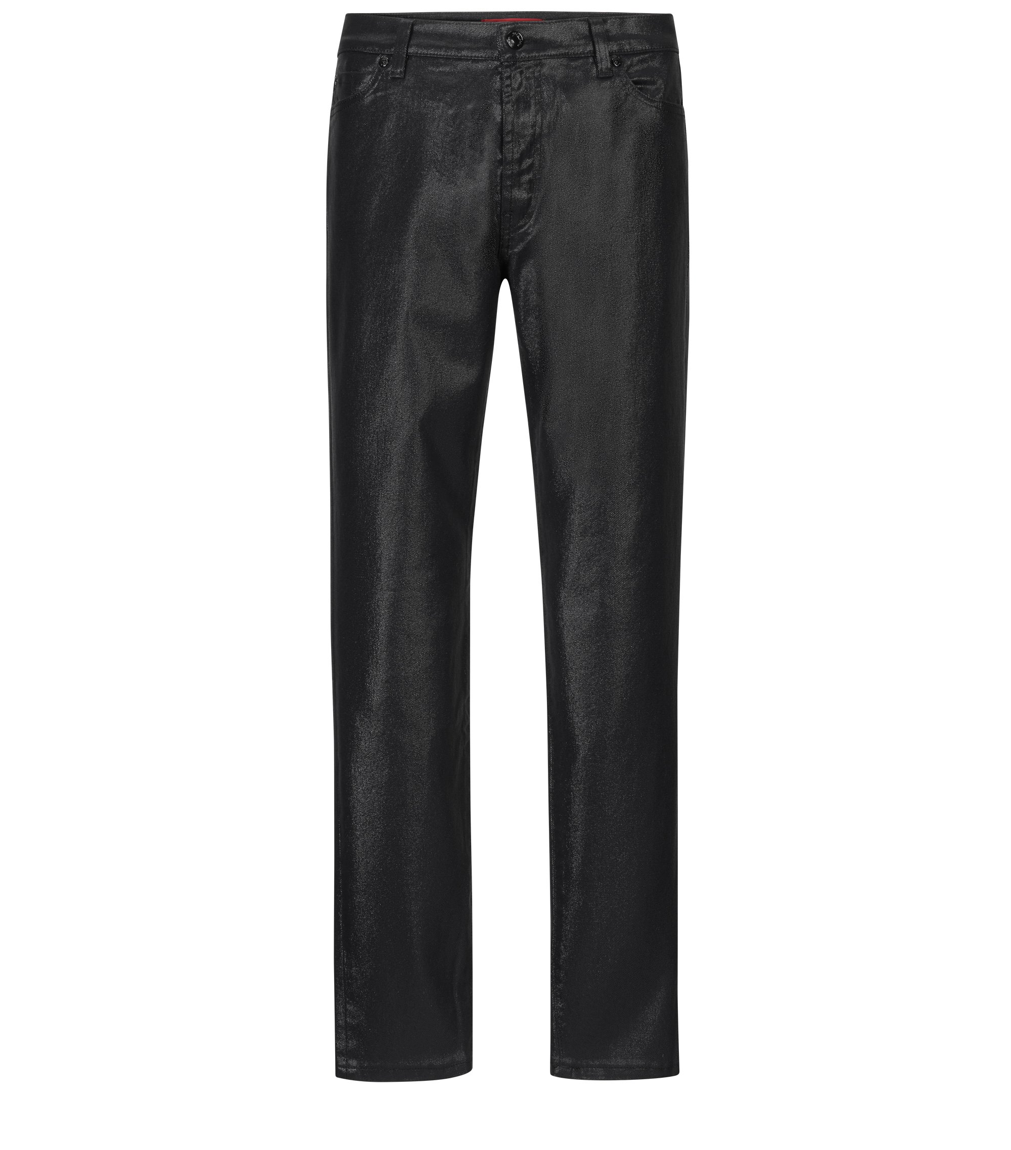 Stretch Cotton Jean, Extra Slim Fit | Georgina , Black