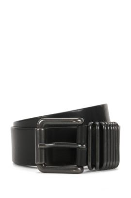 Leather Belt | Fedor FS, Black