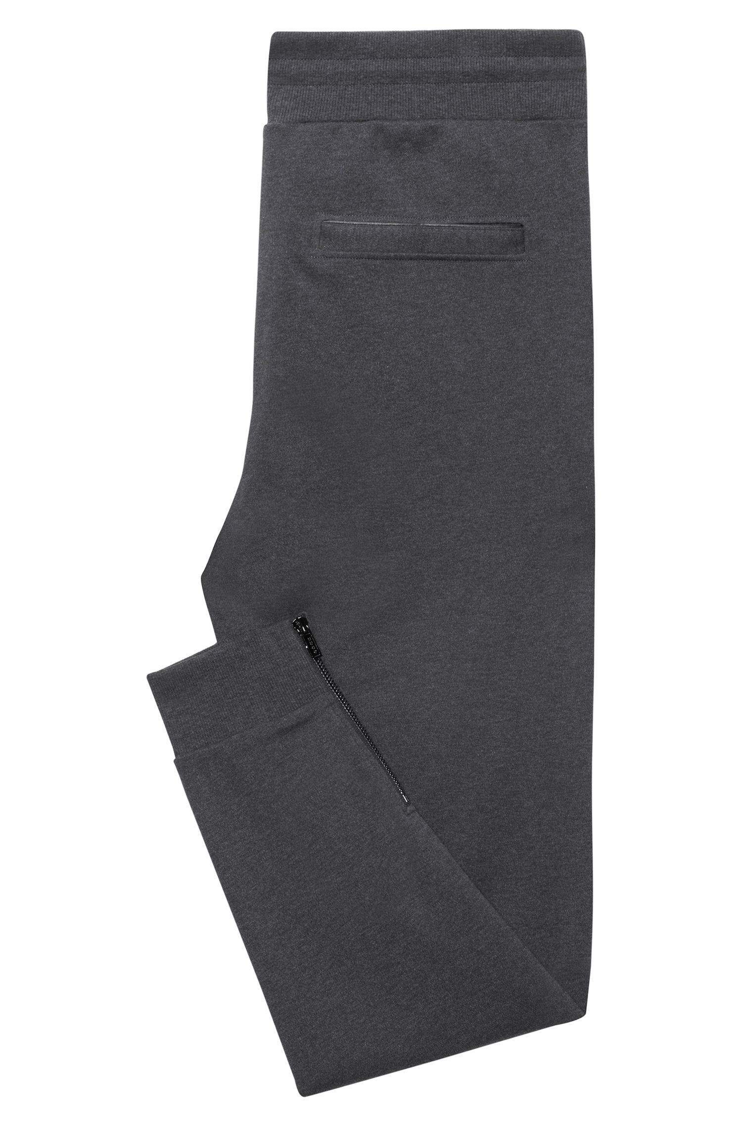 Interlock Cotton Track Pant | Dewis