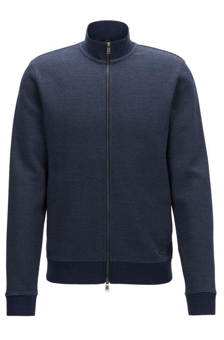 Cotton Sweater Jacket | Soule
