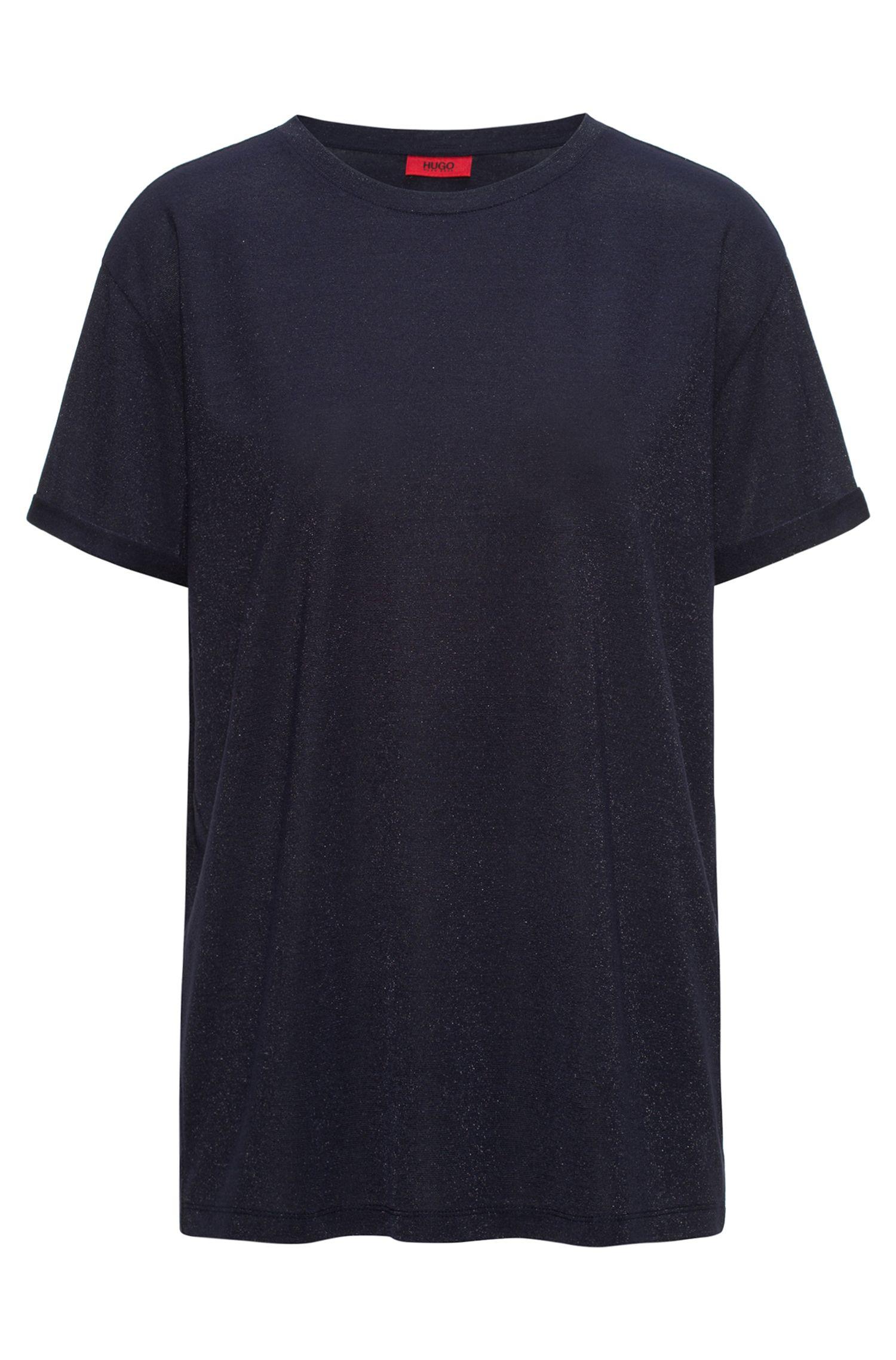 Oversized T-Shirt | Denale, Dark Blue