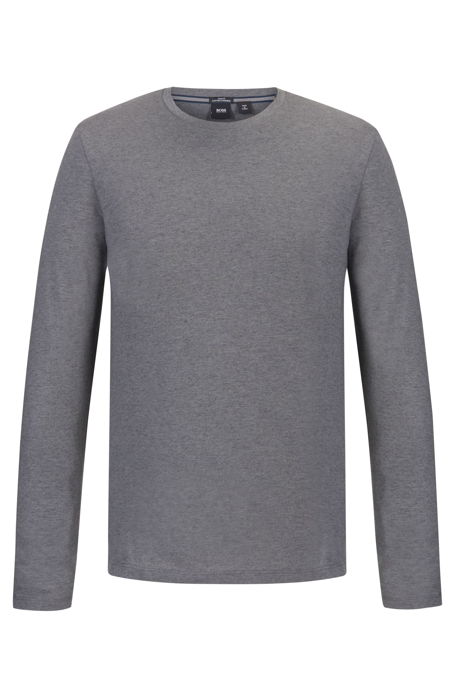 Cotton-Cashmere T-Shirt | Tenison