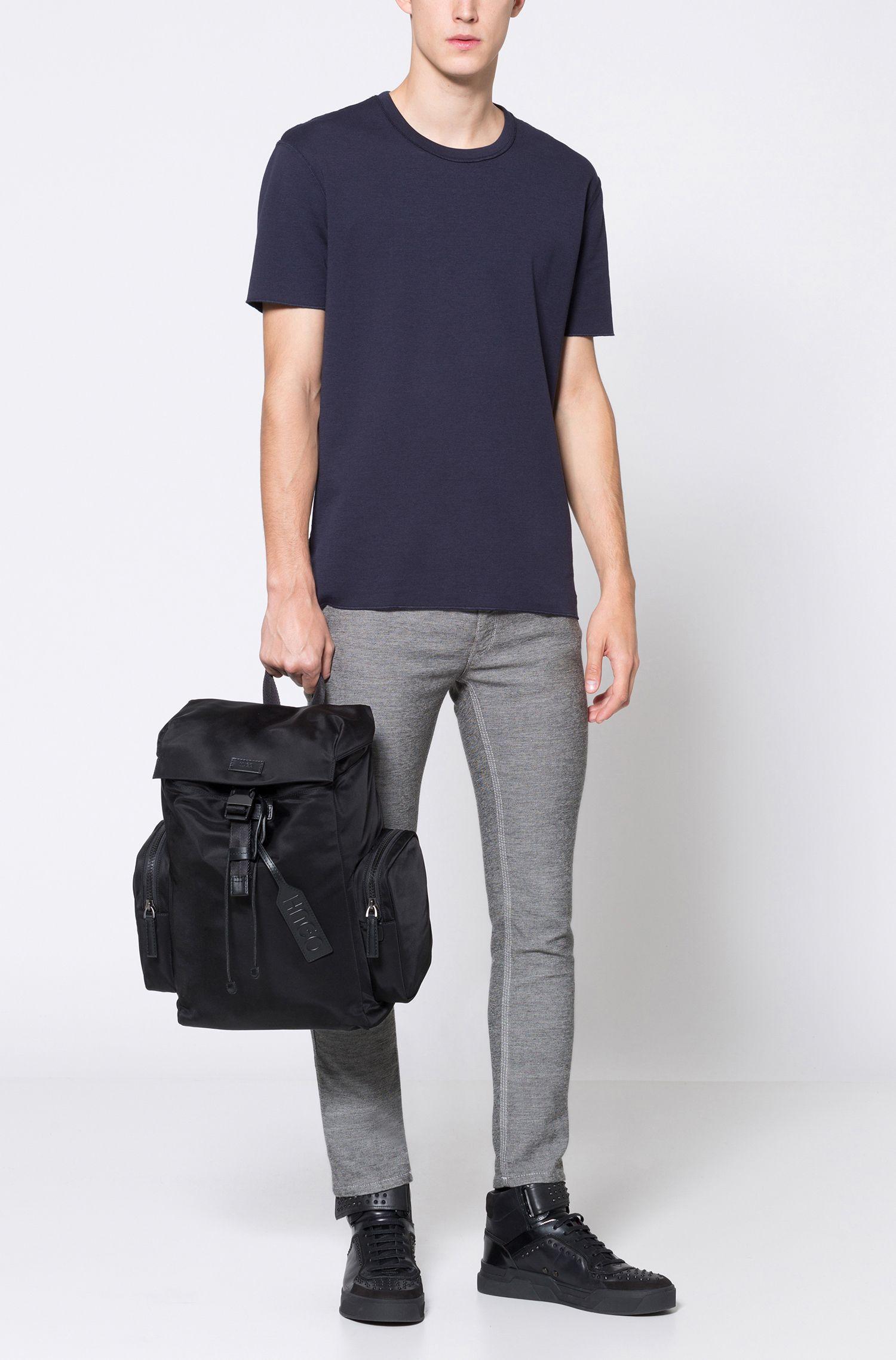 Cotton Blend T-Shirt   Dendrix