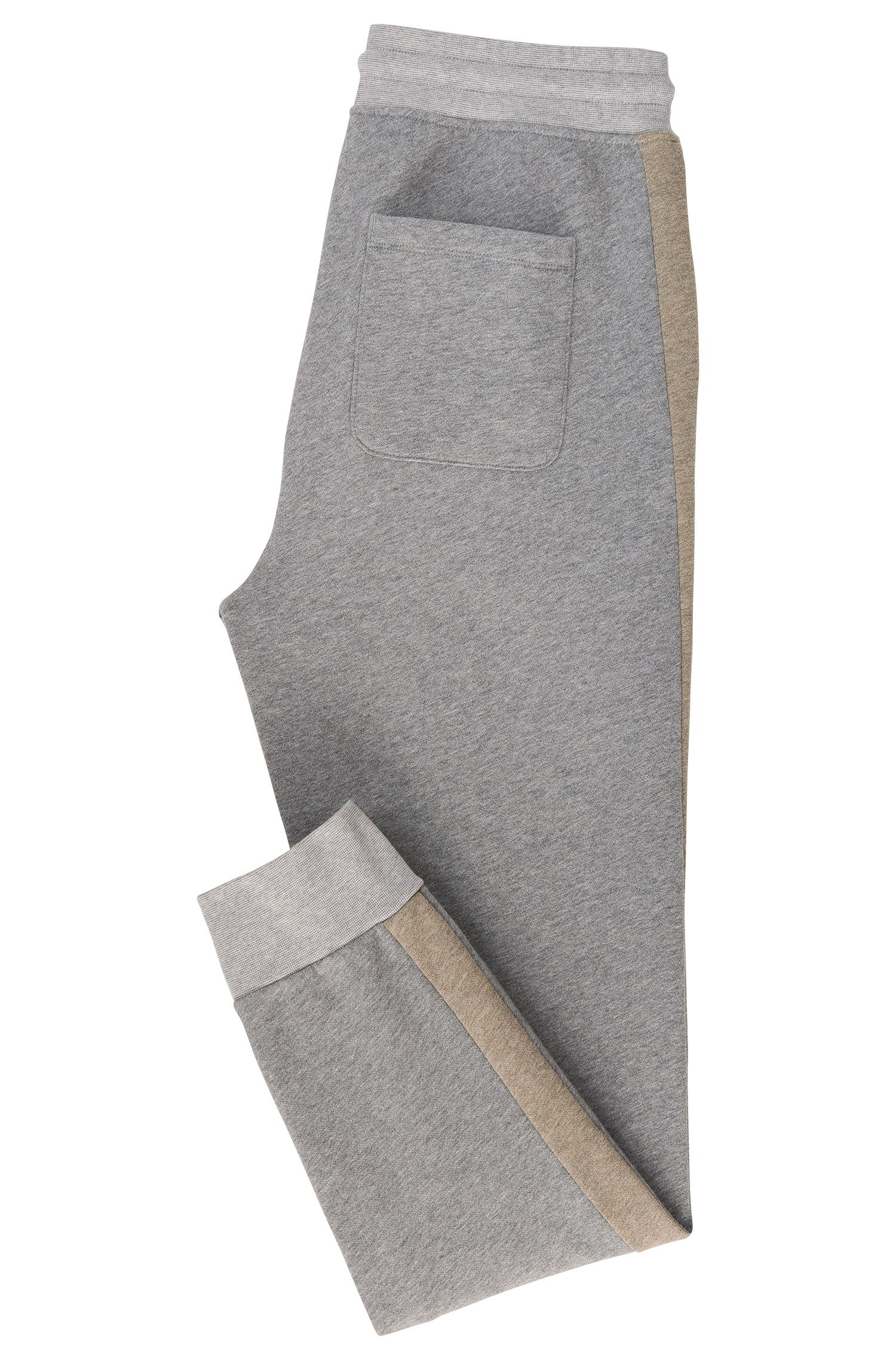 French Terry Sweatpant | Siesta, Light Grey