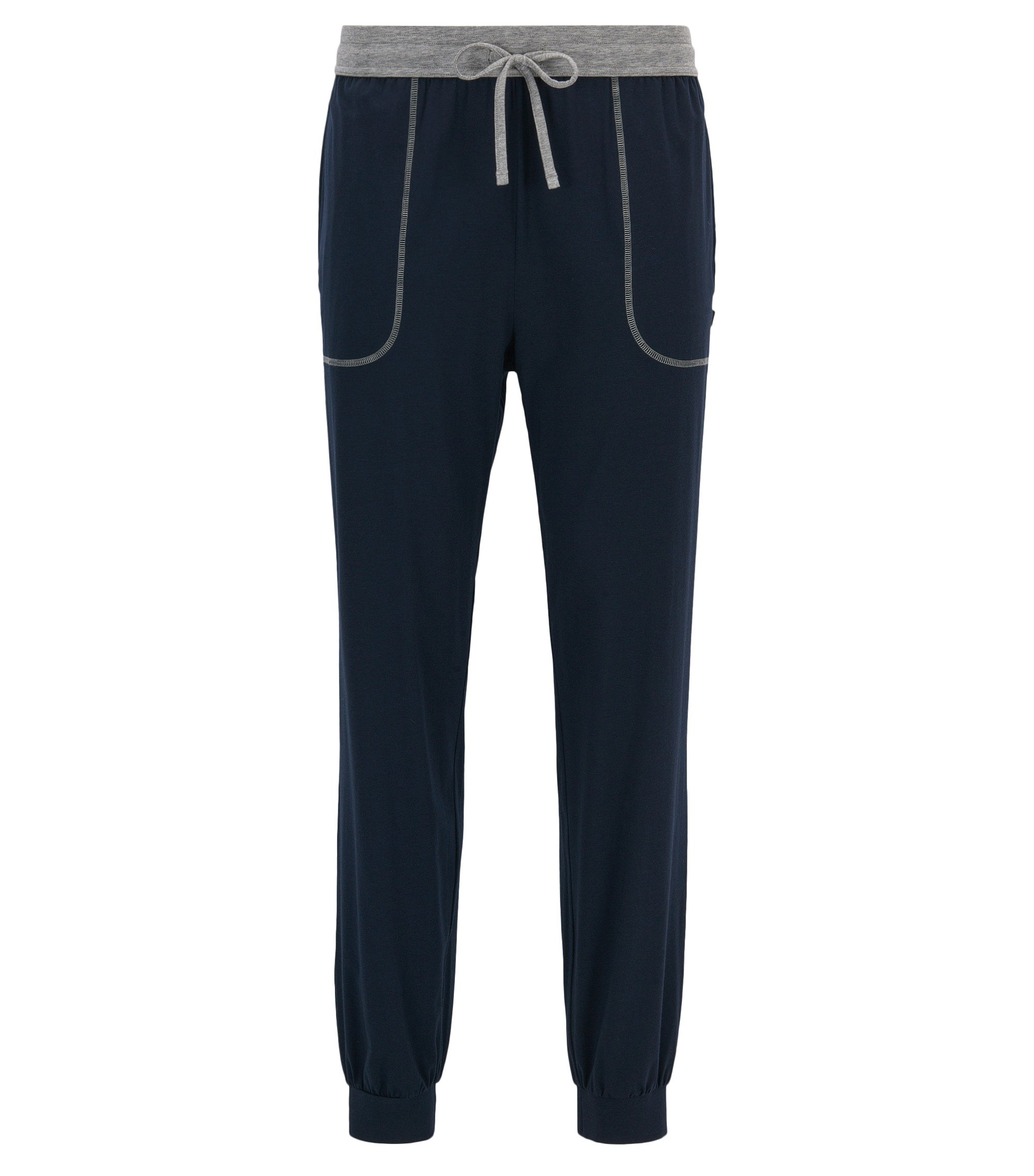 Stretch Cotton Pant | Balance Pants, Dark Blue
