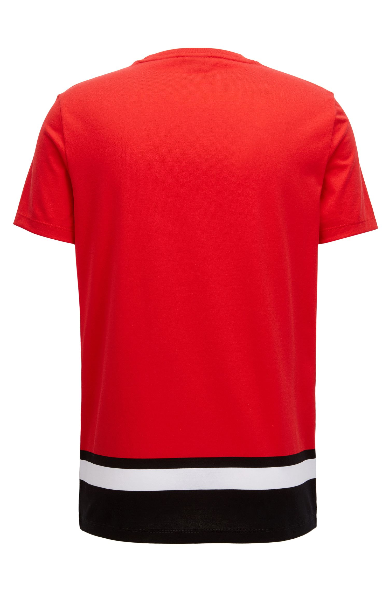 Colorblocked T-Shirt | Tiburt