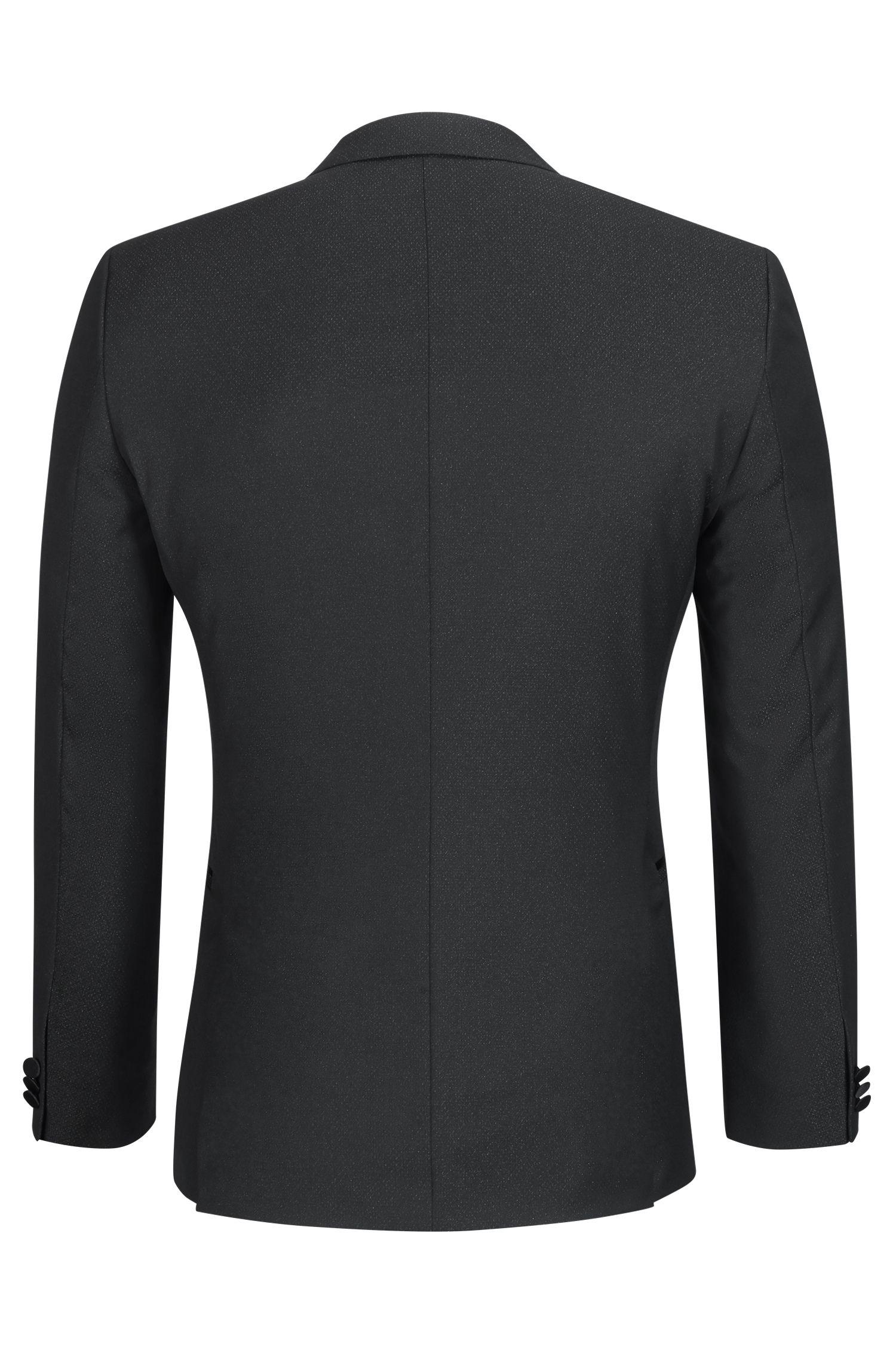 Wool Blend Tuxedo, Extra Slim Fit   Auerd/Himins
