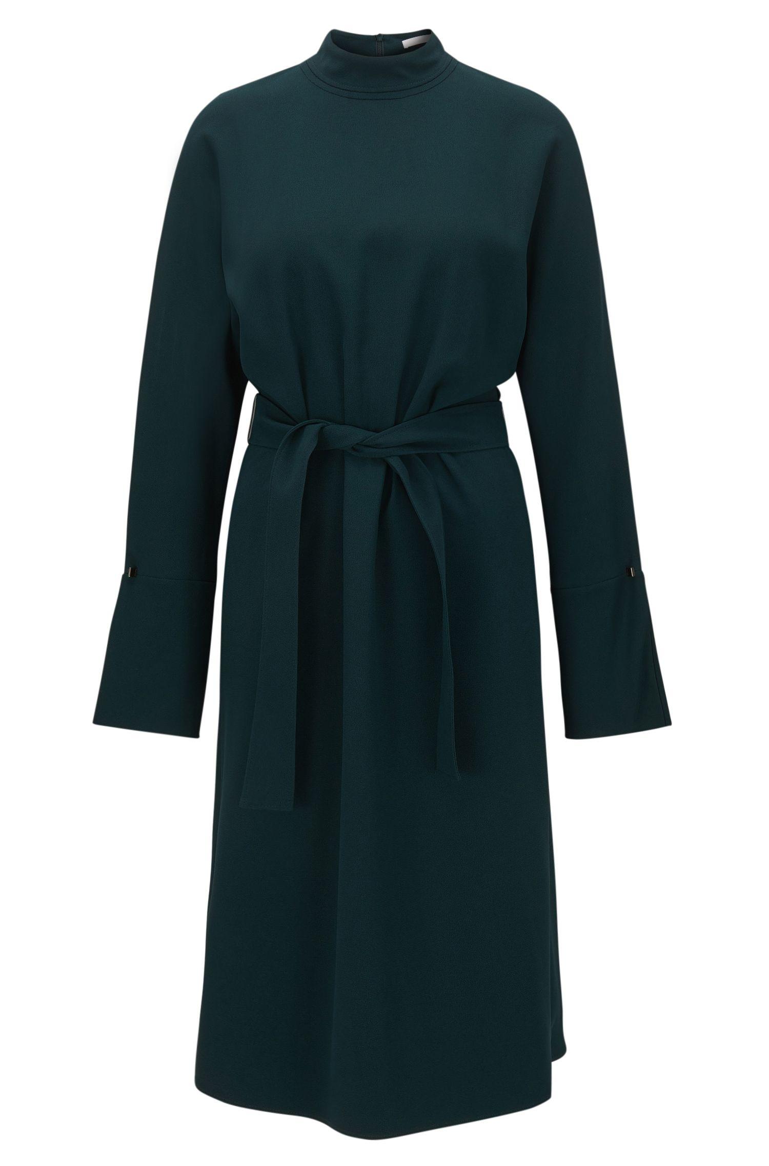 Turtleneck Dress   Dolarena