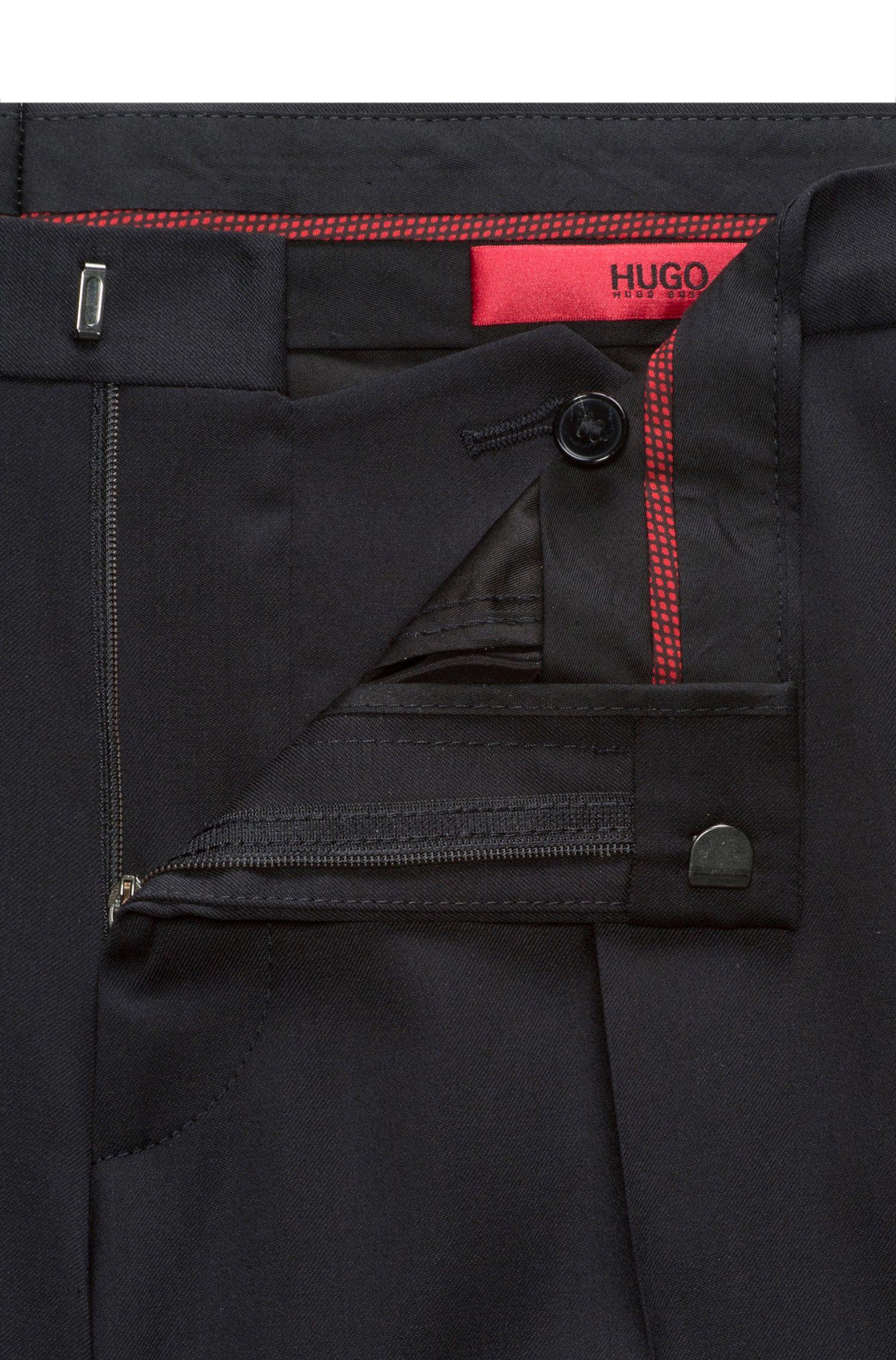 Virgin Wool Pant, Extra Slim Fit | Hemins