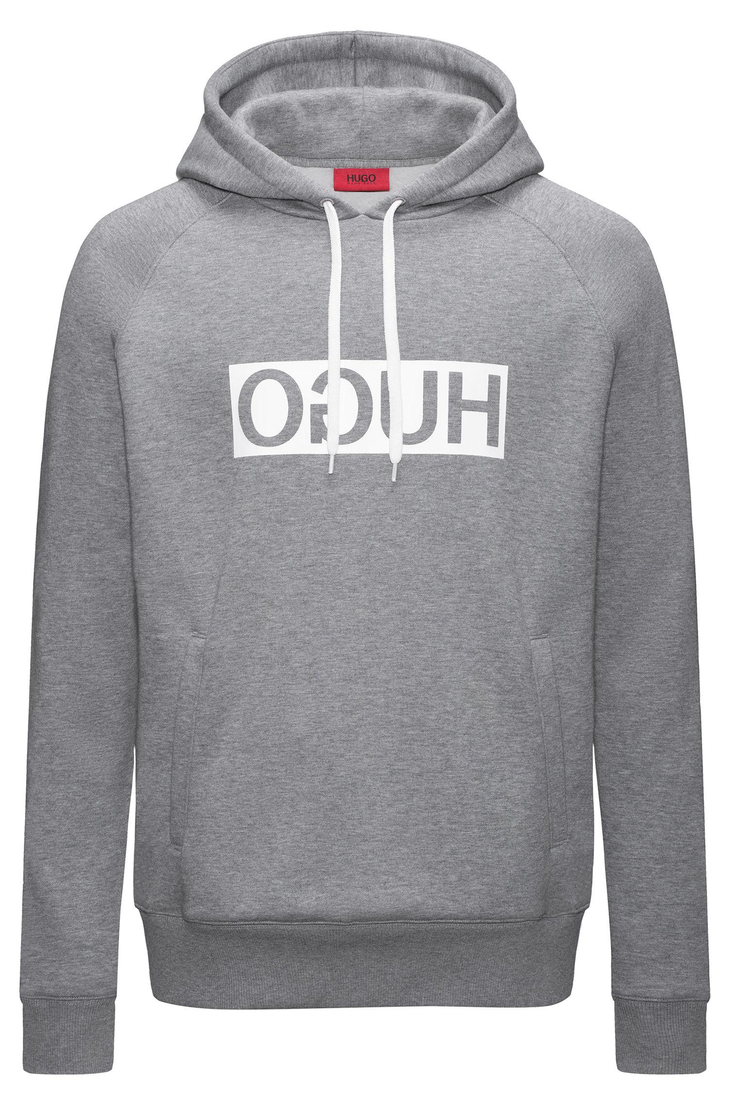 Logo Fleece Hooded Sweatshirt | D/Unisex