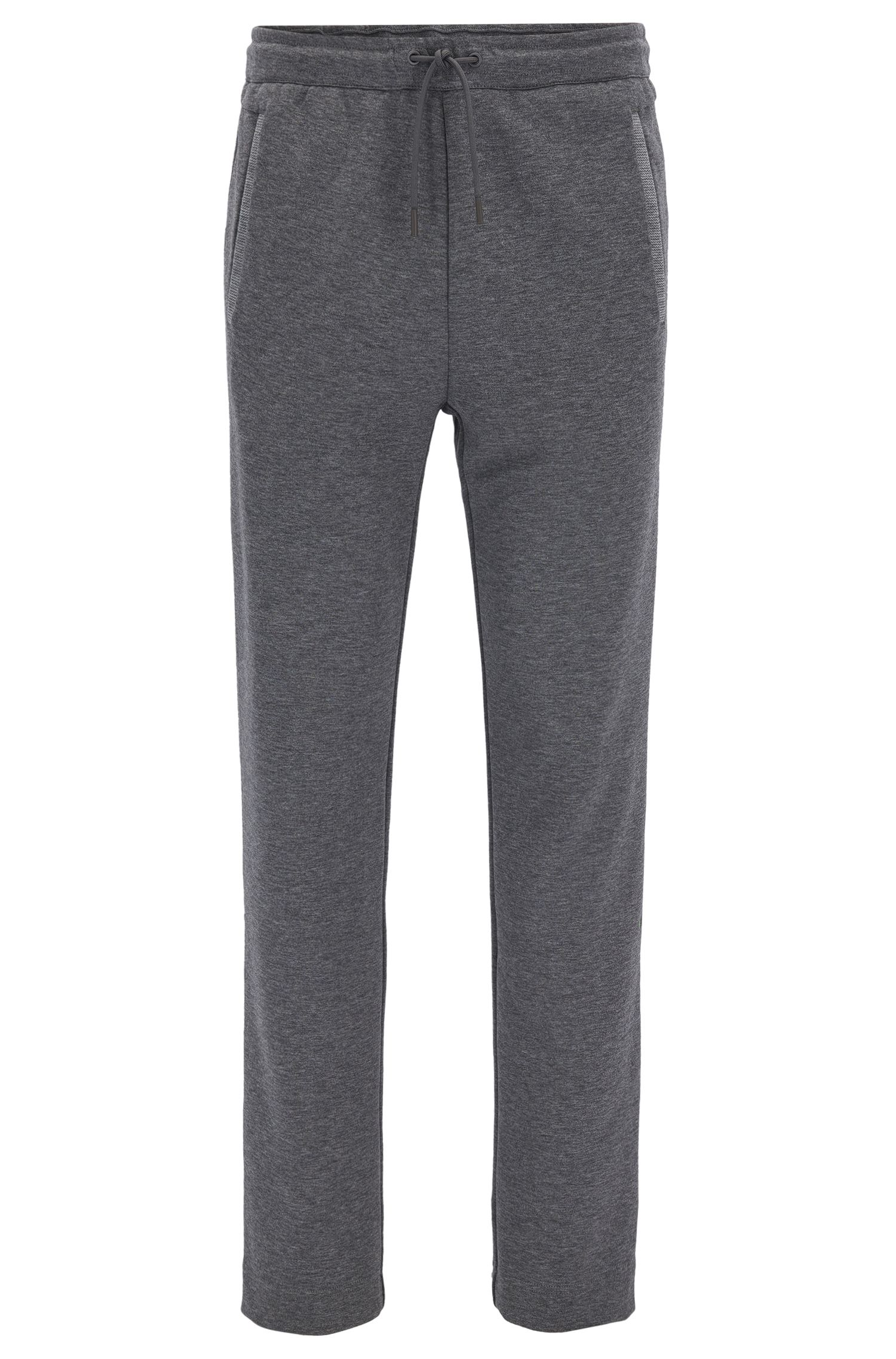 Cotton Blend Drawstring Sweat Pant | Hadim