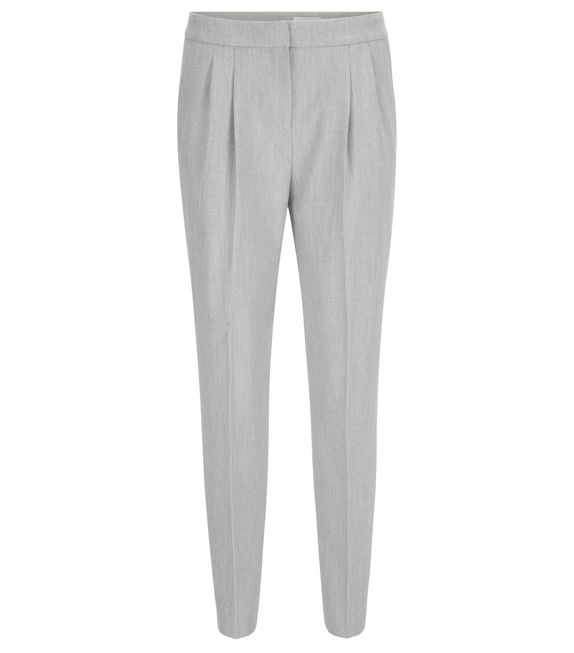 Stretch Crop Pant | Tisuena, Patterned