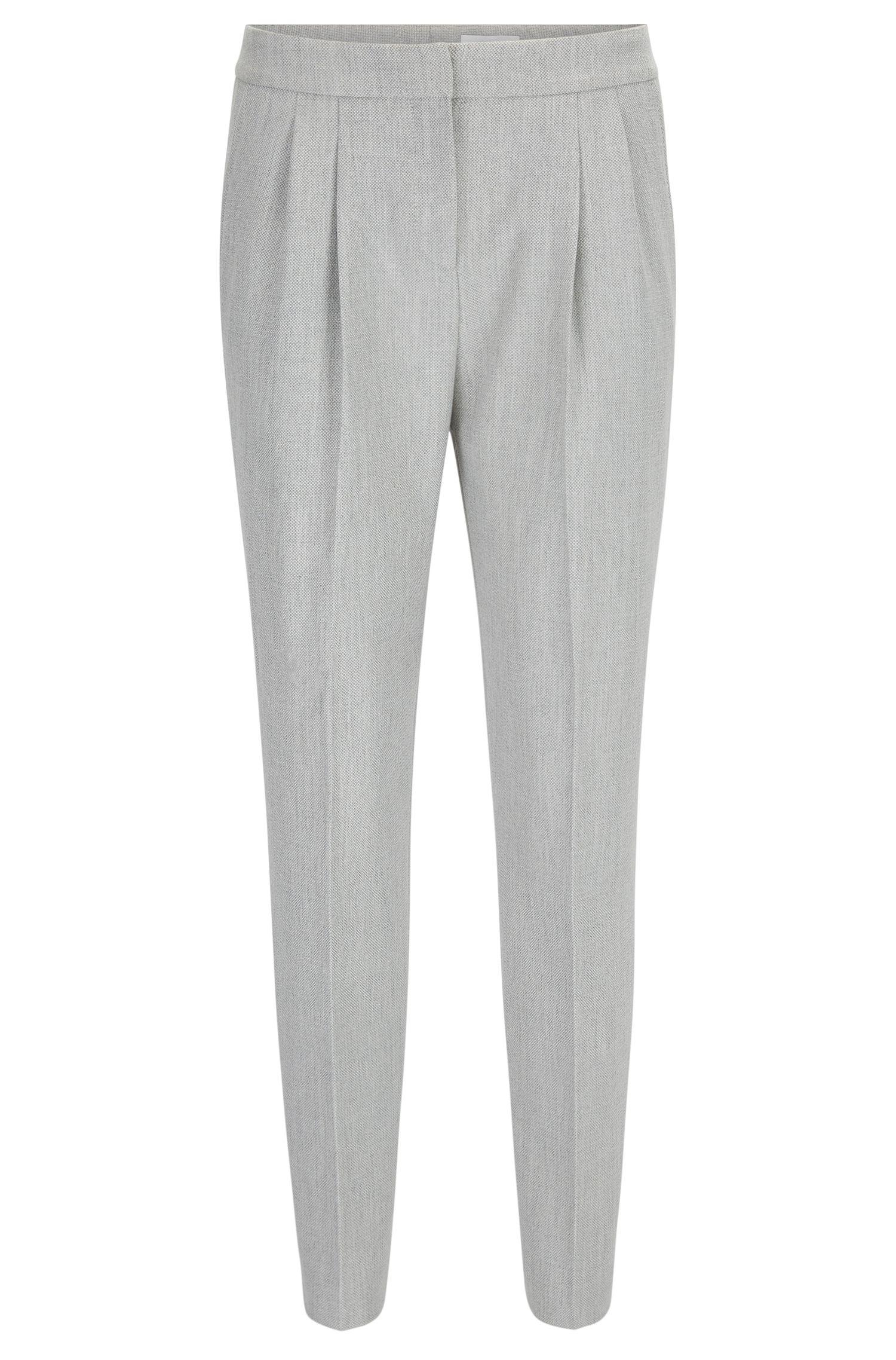 Stretch Crop Pant | Tisuena, Patterned