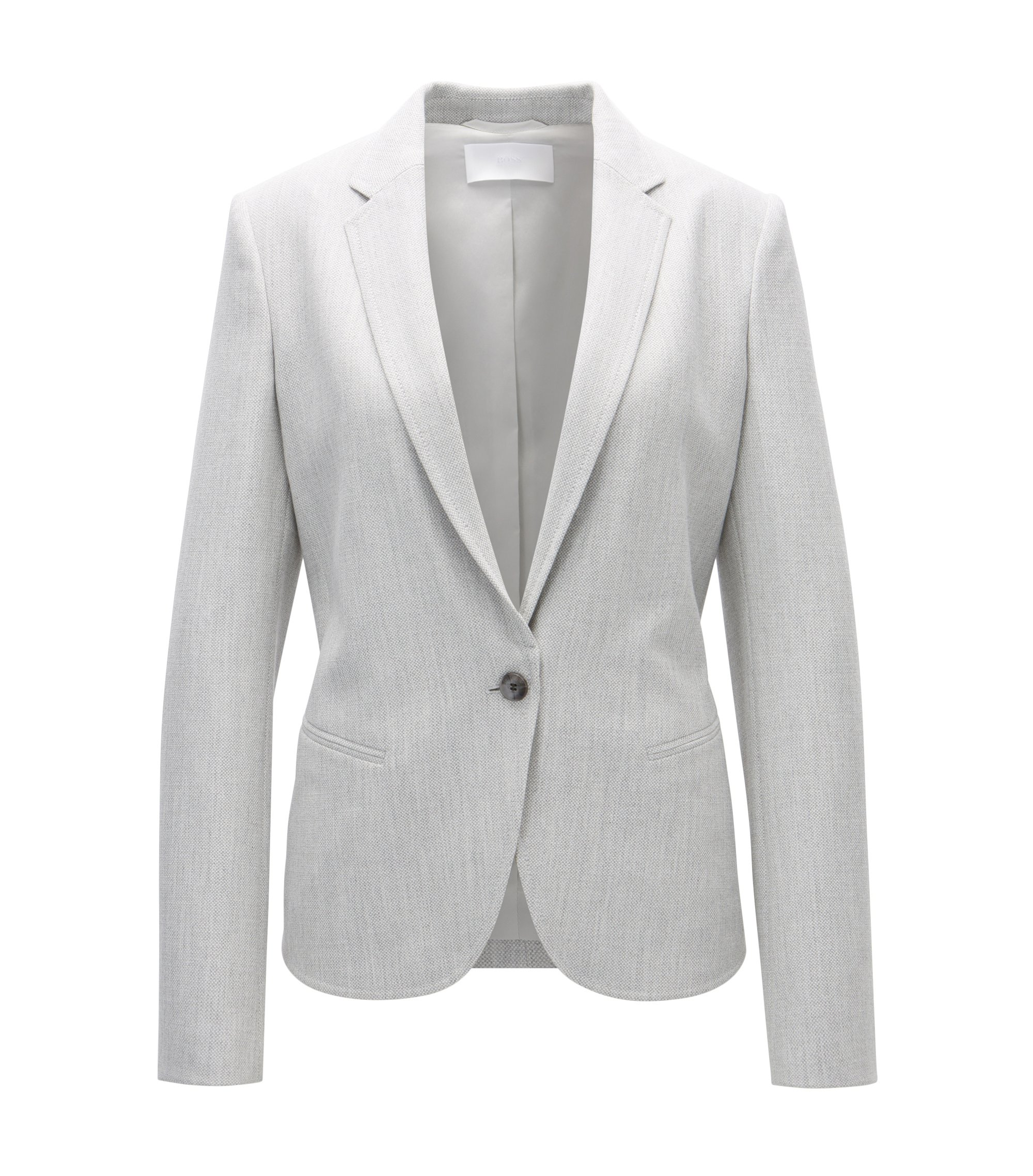 Stretch Blazer | Jermirana, Patterned