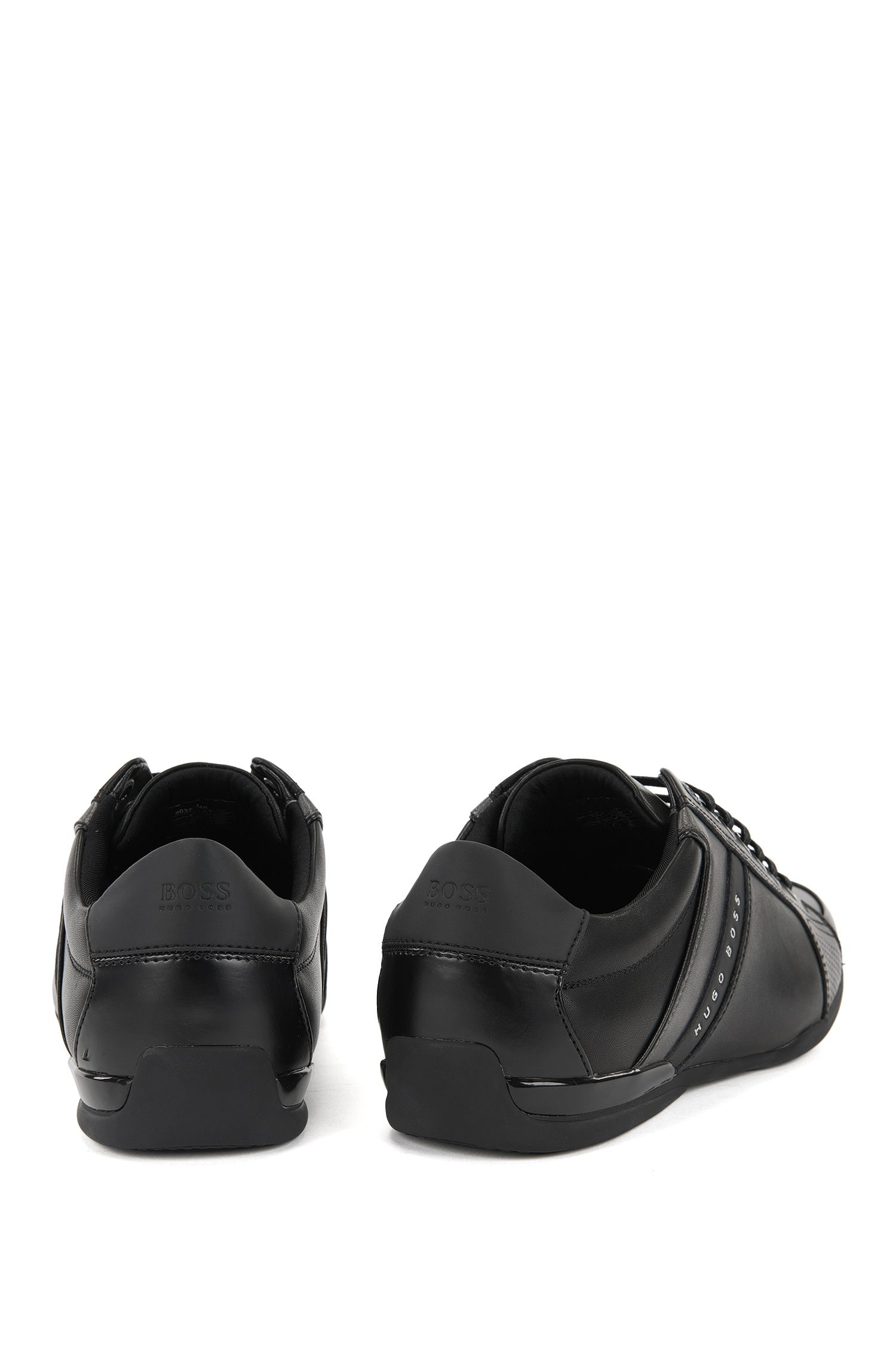 Leather Sneaker | Space Lowp Lux